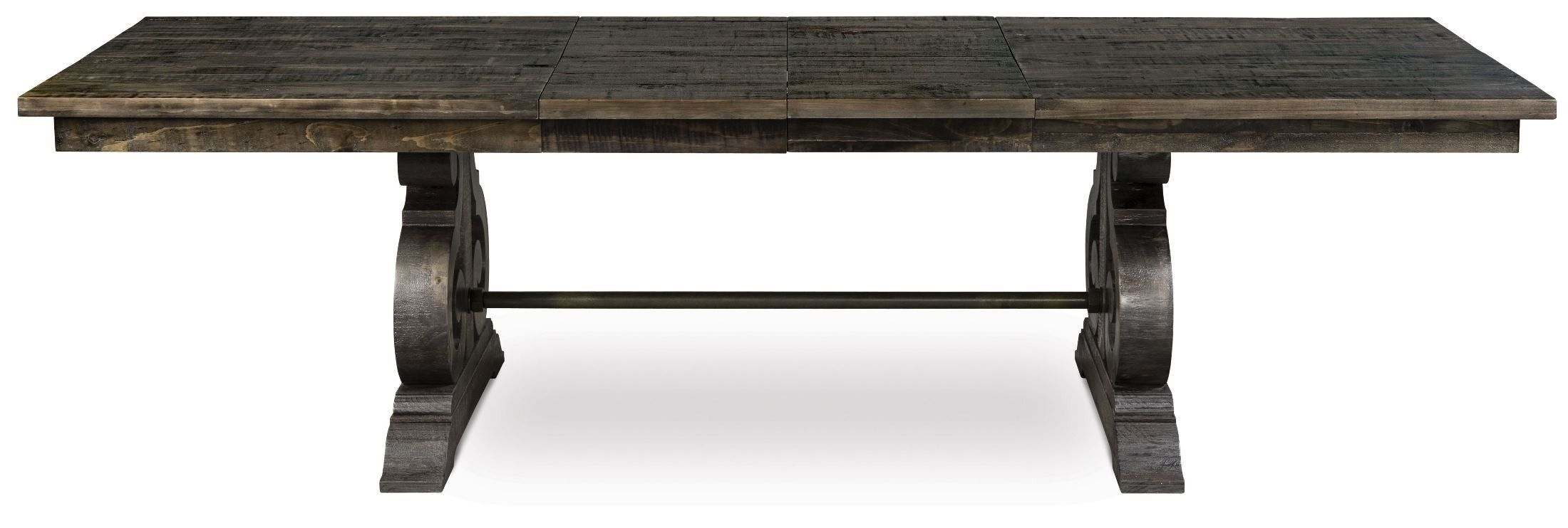 Bellamy Rectangular Extendable Dining Table | For The Home Within Recent Chapleau Ii Extension Dining Tables (View 13 of 20)