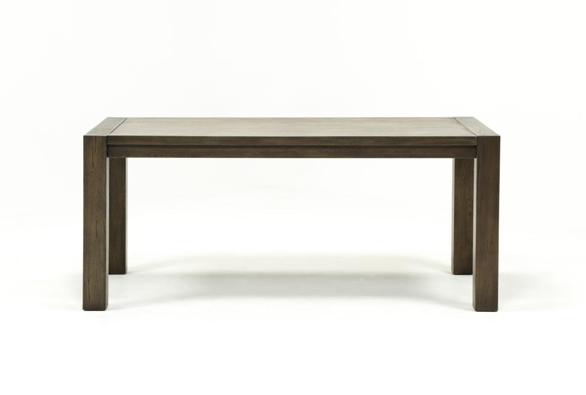 Benson Extension Dining Table | Living Spaces Regarding Most Popular Benson Rectangle Dining Tables (Image 8 of 20)