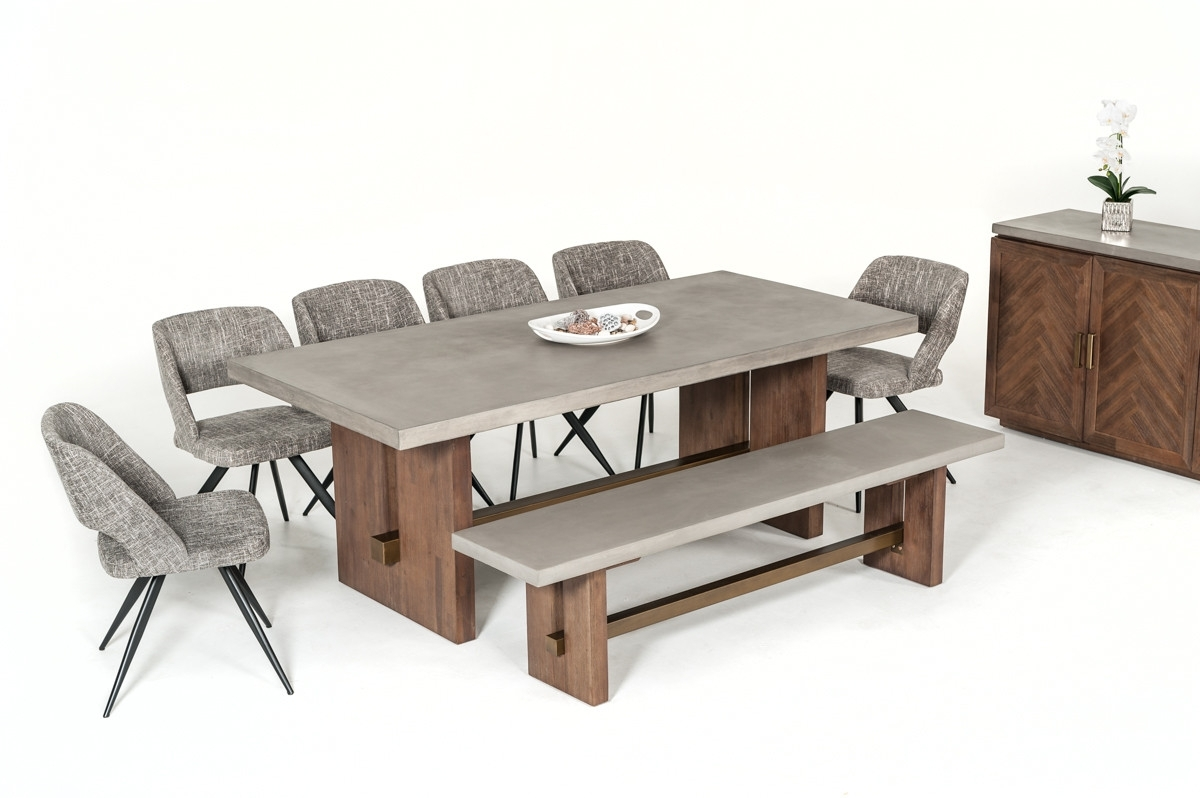 Best Modern Dining Tables In Modern Miami Furniture Store Inside Most Up To Date Amos Extension Dining Tables (Image 9 of 20)