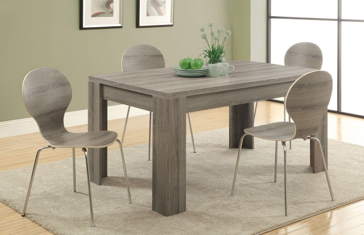 Bleecker Wood Dining Table | Bistro Tables | Pinterest | Woods In Most Recent Carly Rectangle Dining Tables (Image 5 of 20)