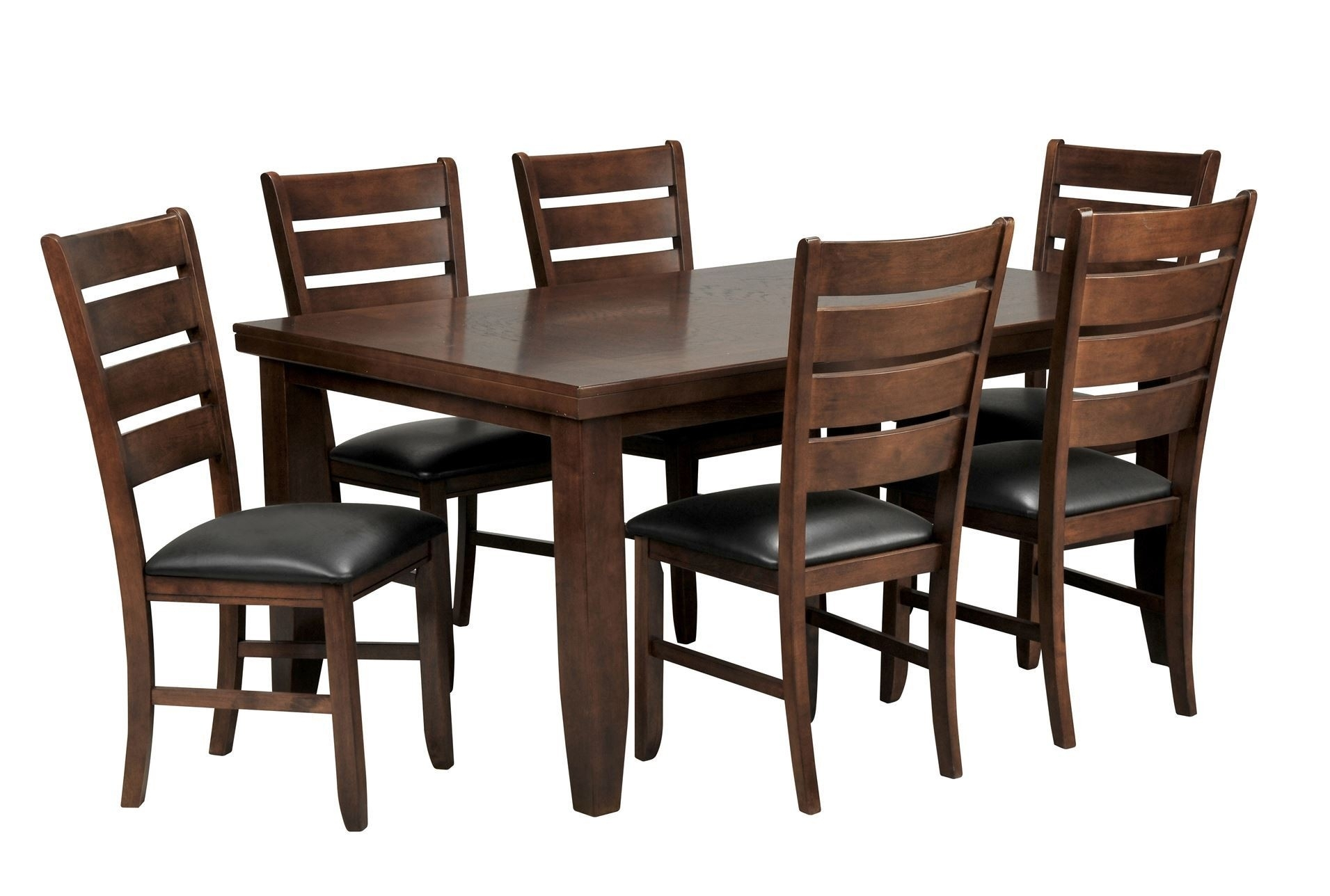 Bradford 7 Piece Dining Set W/ 6 Bardstown Side Chairs – Dining With Regard To Best And Newest Bradford 7 Piece Dining Sets With Bardstown Side Chairs (Image 4 of 20)