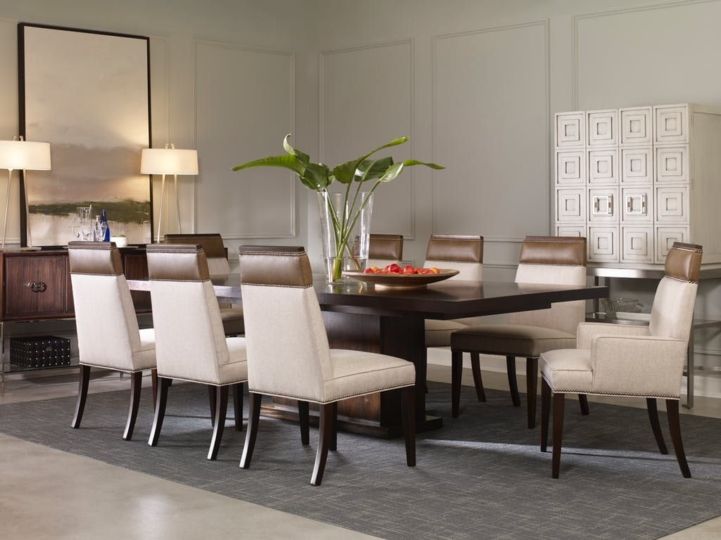 Bradford Dining Room Furniture – Domainmichael Inside Best And Newest Bradford 7 Piece Dining Sets With Bardstown Side Chairs (Image 7 of 20)