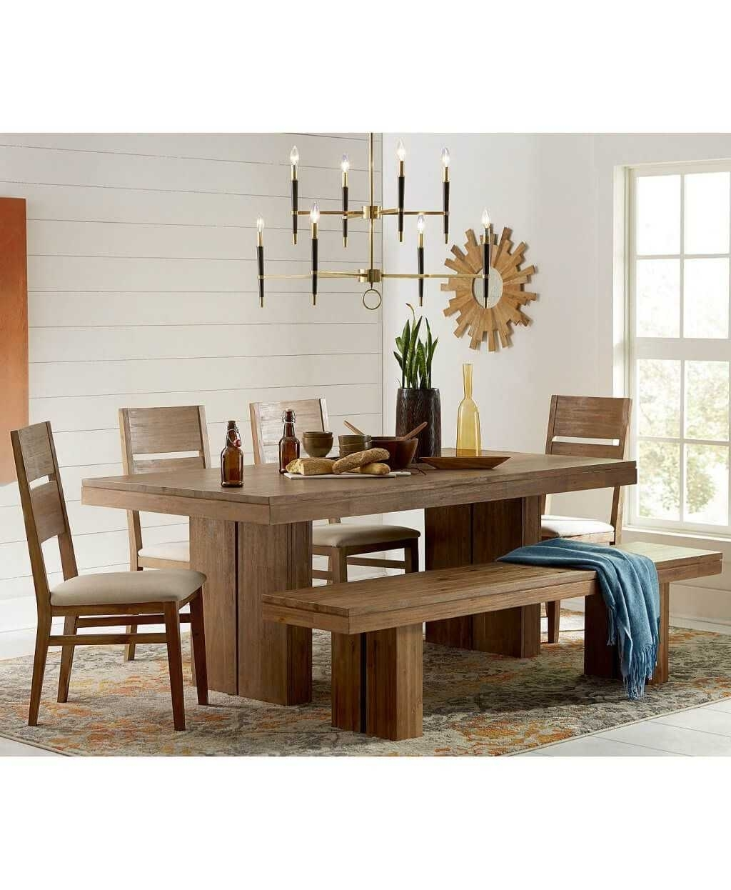 Bradford Dining Room Furniture – Simplytheblog – With Regard To Most Up To Date Bradford 7 Piece Dining Sets With Bardstown Side Chairs (Image 10 of 20)