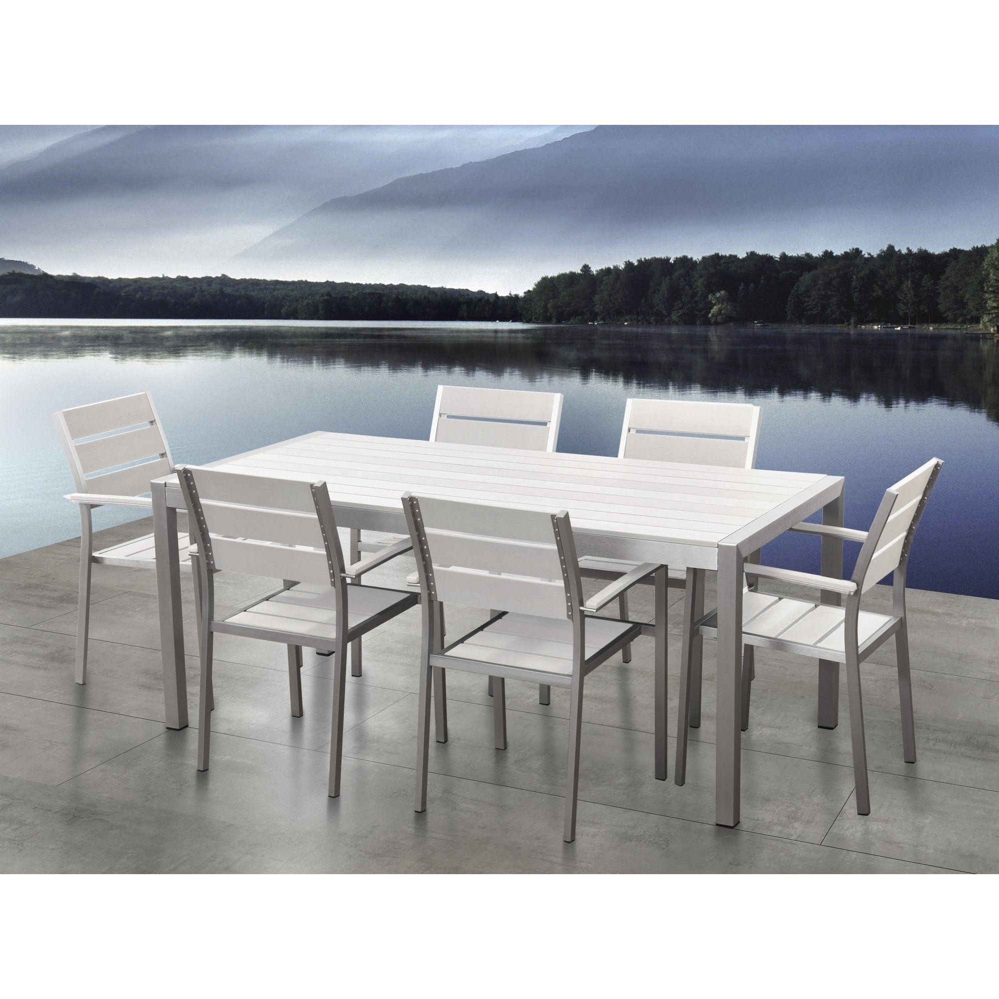 Bret 7 Piece Dining Set | Dining, Outdoor Products And Patios Regarding Recent Logan 7 Piece Dining Sets (Image 4 of 20)