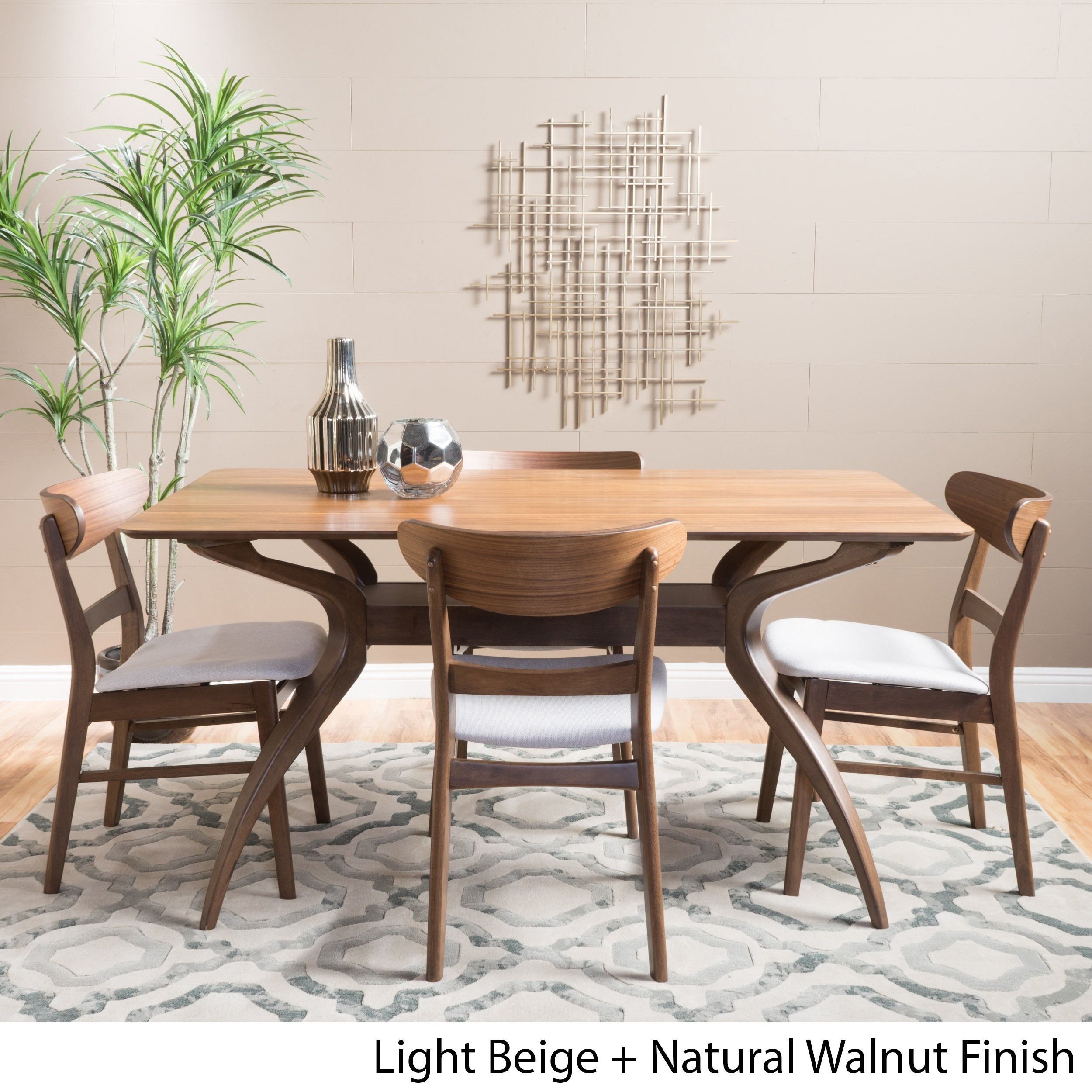 Brown Kitchen & Dining Room Sets For Less | Overstock Intended For Most Recently Released Craftsman 9 Piece Extension Dining Sets With Uph Side Chairs (View 10 of 20)