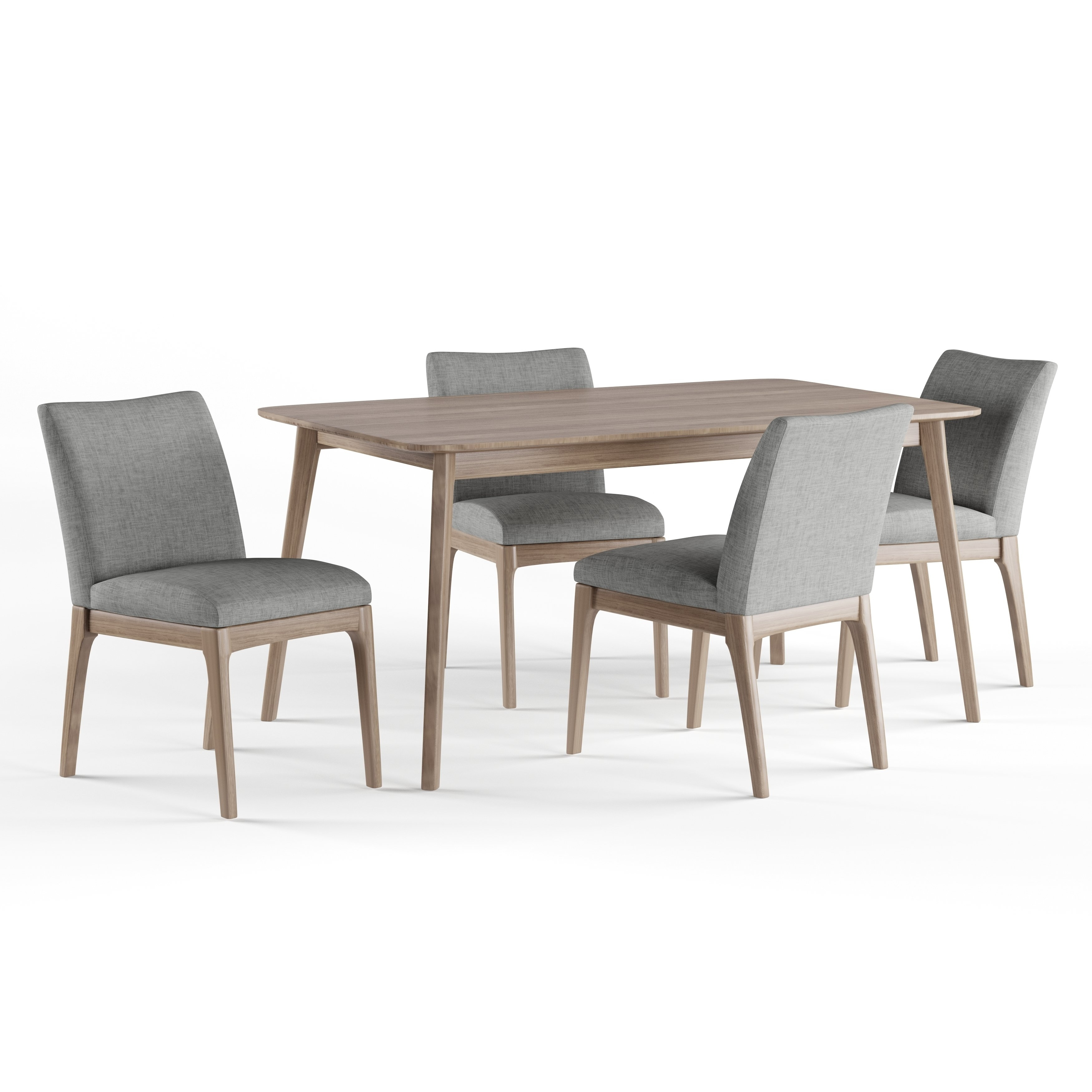 Buy Kitchen & Dining Room Sets Online At Overstock | Our Best Throughout 2018 Craftsman 5 Piece Round Dining Sets With Side Chairs (Image 5 of 20)