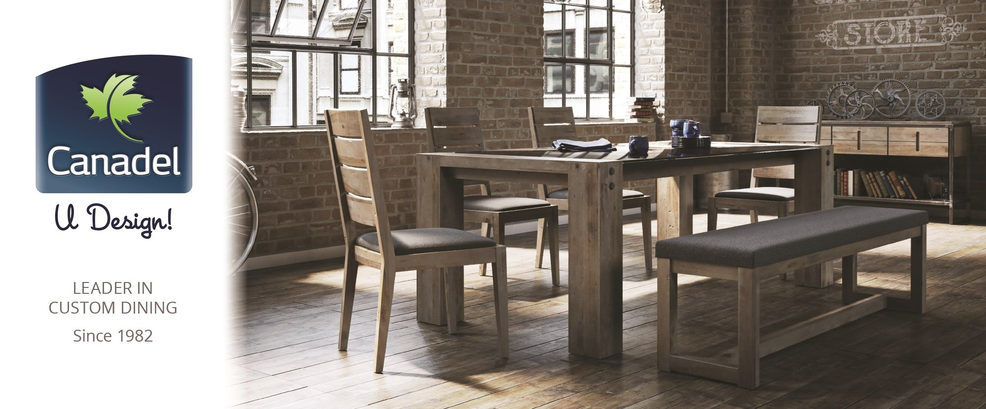 Canadel Custom Dining Furniture At Darvin Furniture – Orland Park Throughout Current Market 6 Piece Dining Sets With Host And Side Chairs (View 6 of 20)