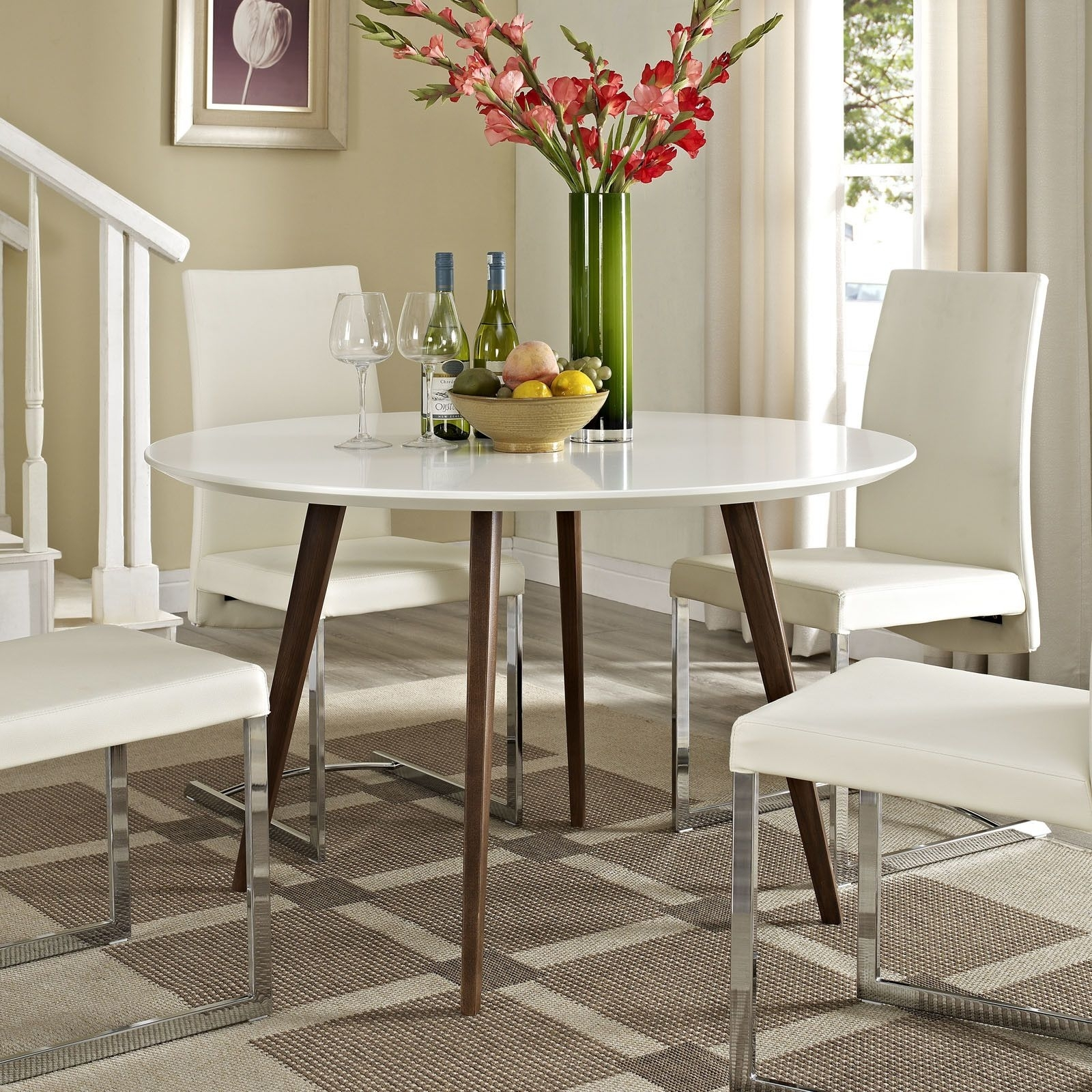 Candace Dining Table | Leone | Pinterest | Stylish Kitchen With Most Recent Candice Ii 6 Piece Extension Rectangle Dining Sets (View 20 of 20)