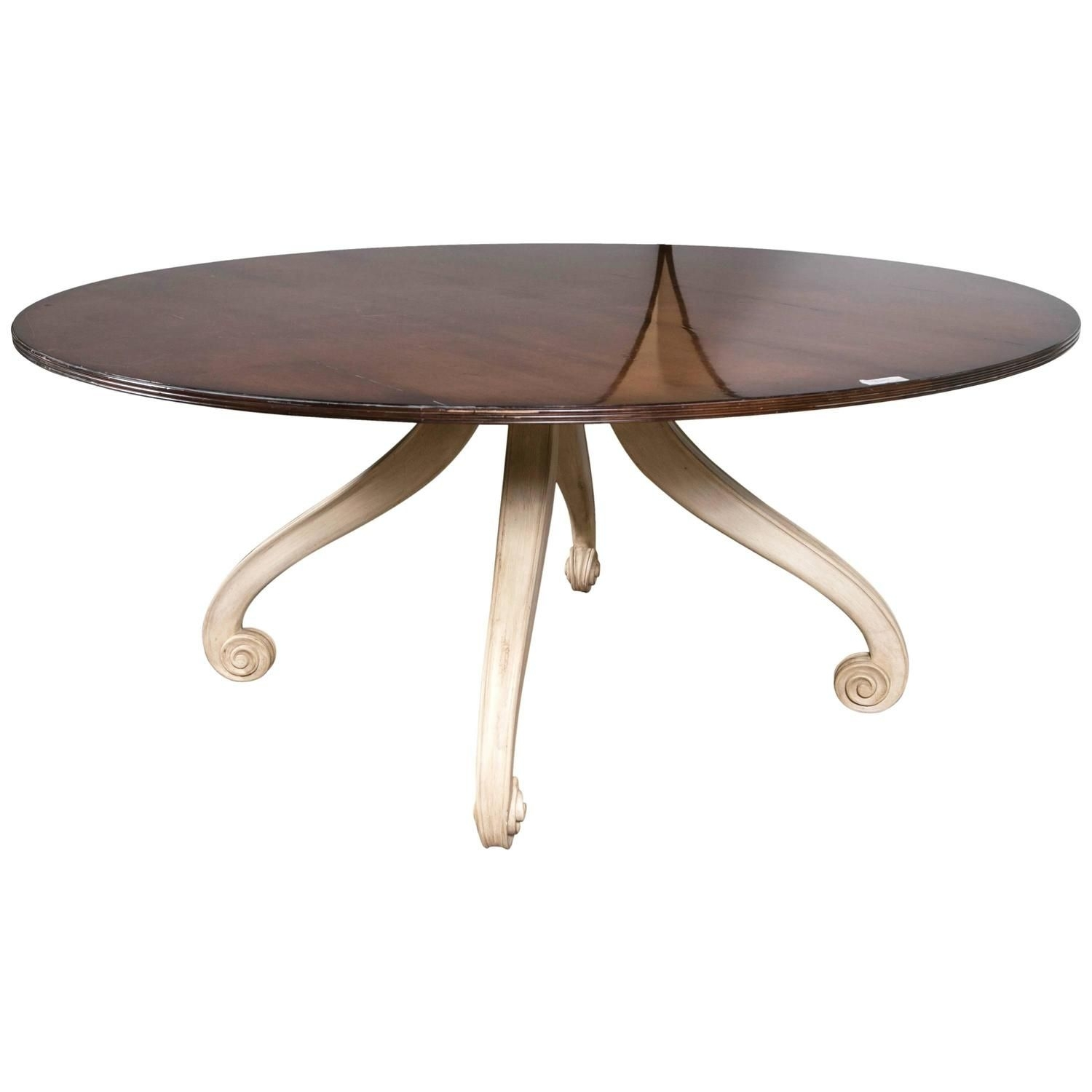 Caroline Circular Dining Table | Circular Dining Table, Dining Room With Most Current Laurent Round Dining Tables (Photo 4 of 20)