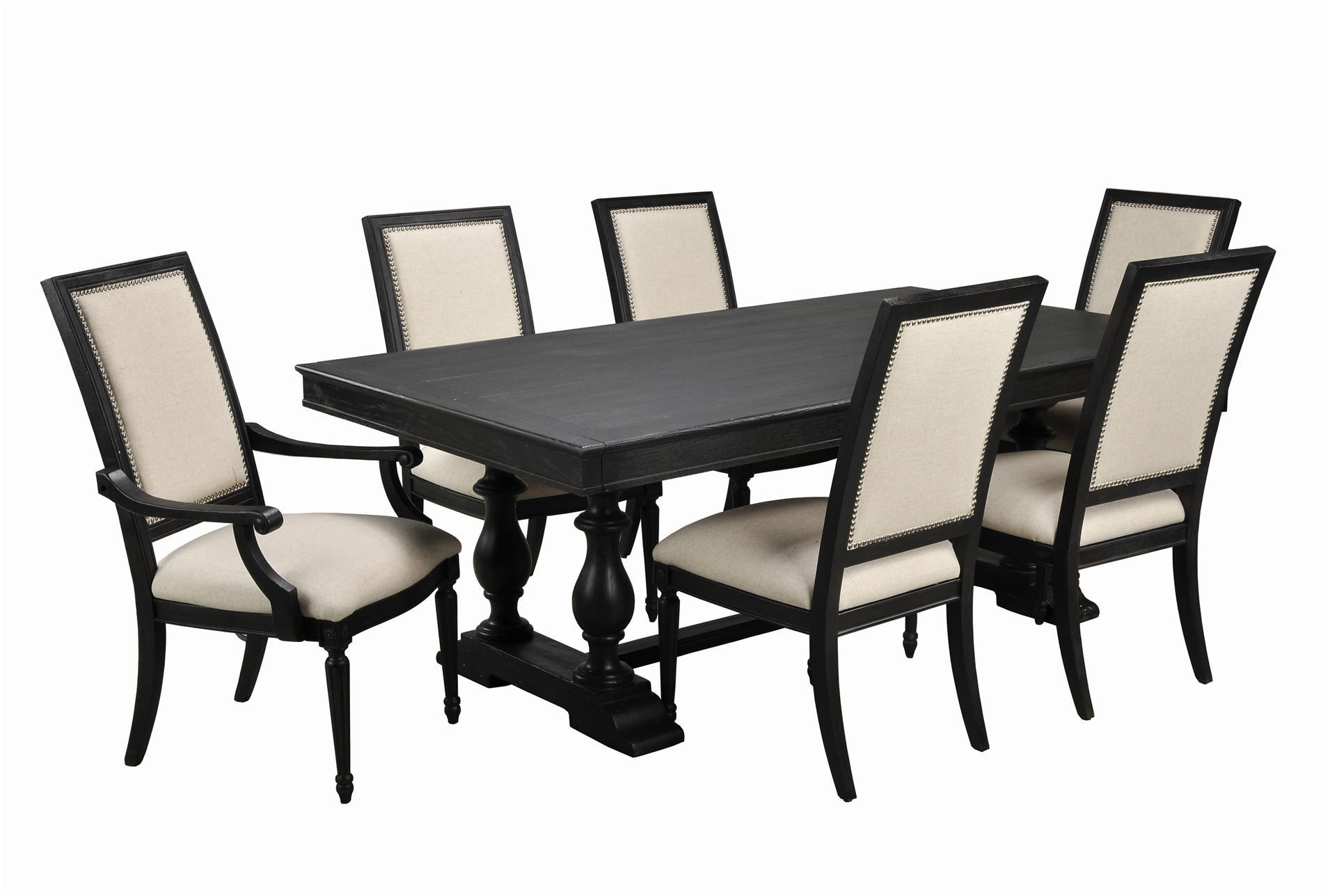 Featured Image of Chapleau Ii 7 Piece Extension Dining Table Sets