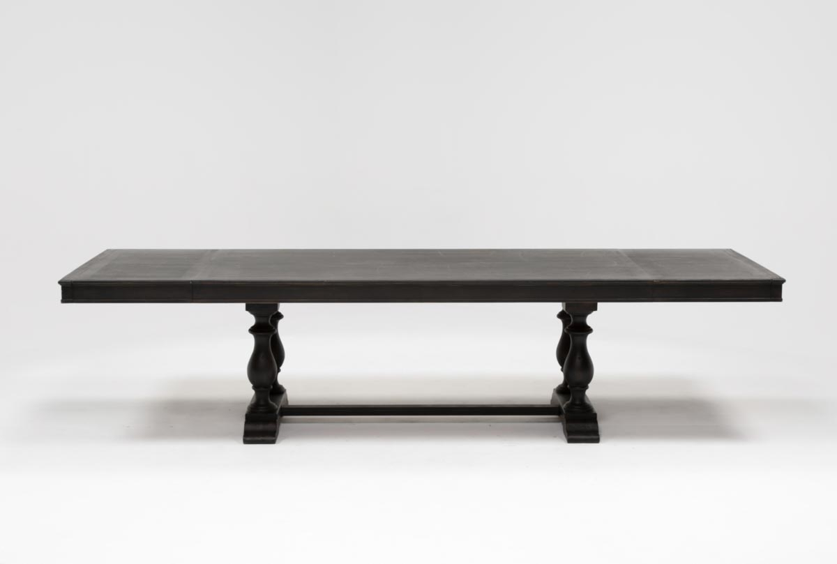 Chapleau Extension Dining Table | Living Spaces Throughout 2017 Chapleau Ii Extension Dining Tables (View 3 of 20)