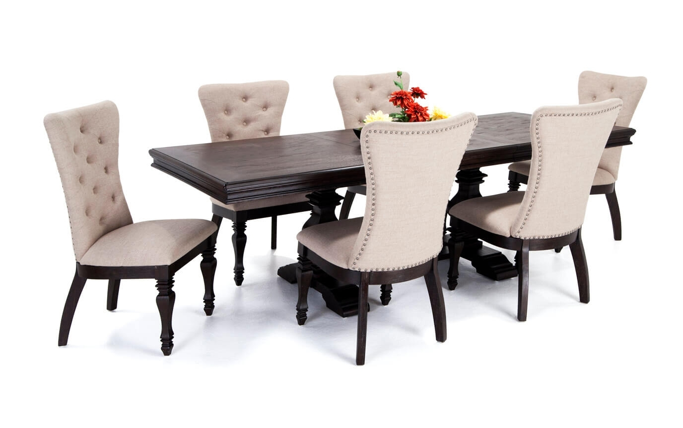 Choosing The Right 7 Piece Dining Set – Goodworksfurniture With Regard To Most Popular Partridge 7 Piece Dining Sets (View 9 of 20)