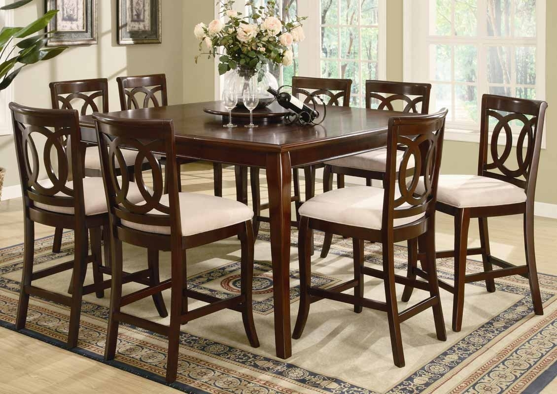 Coaster Caden Counter Height Table 102038 At Homelement Regarding Most Recently Released Caden Rectangle Dining Tables (Image 12 of 20)