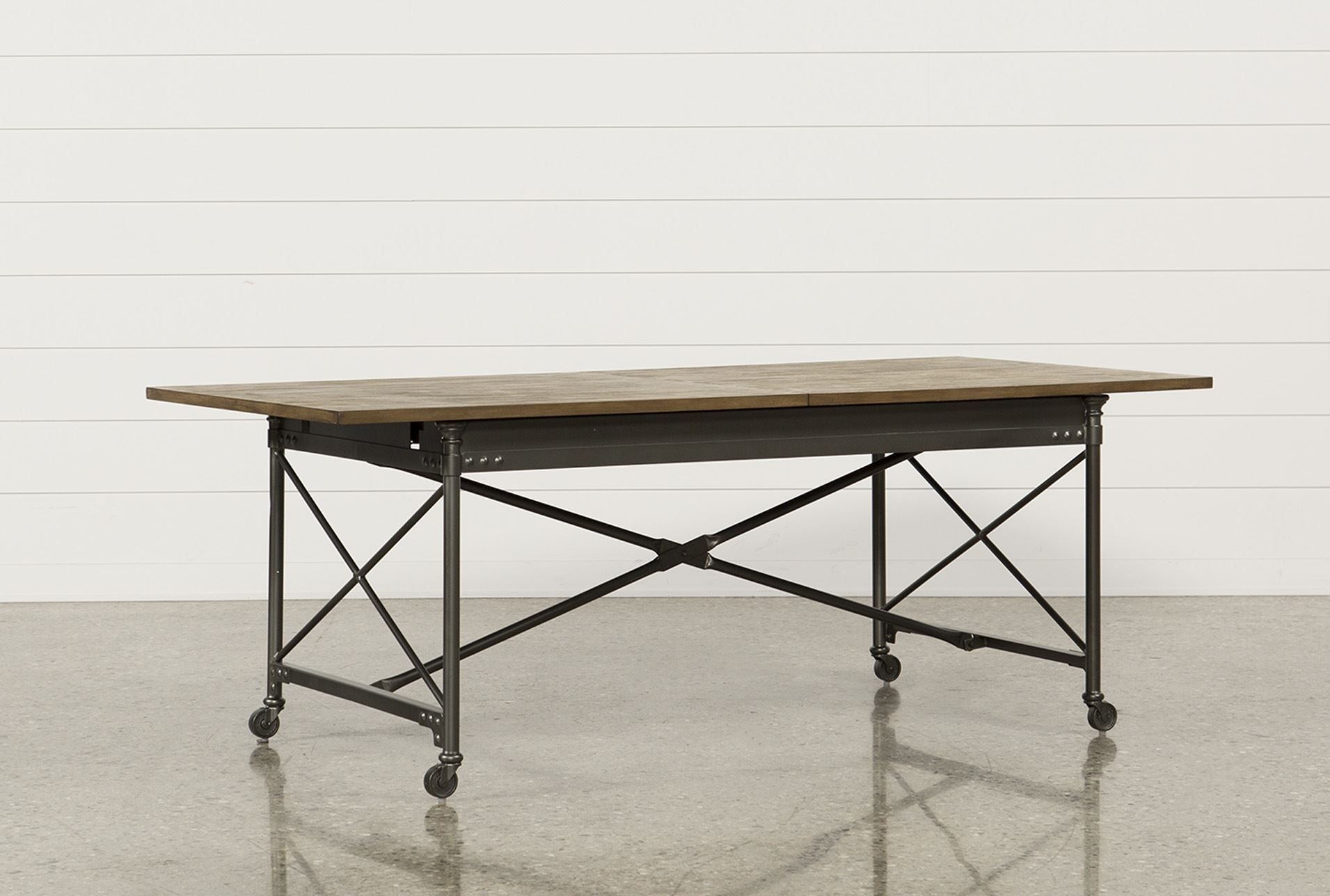Cooper Rectangle Dining Table | Home Sweet Home | Pinterest Regarding Newest Helms Rectangle Dining Tables (Image 4 of 20)