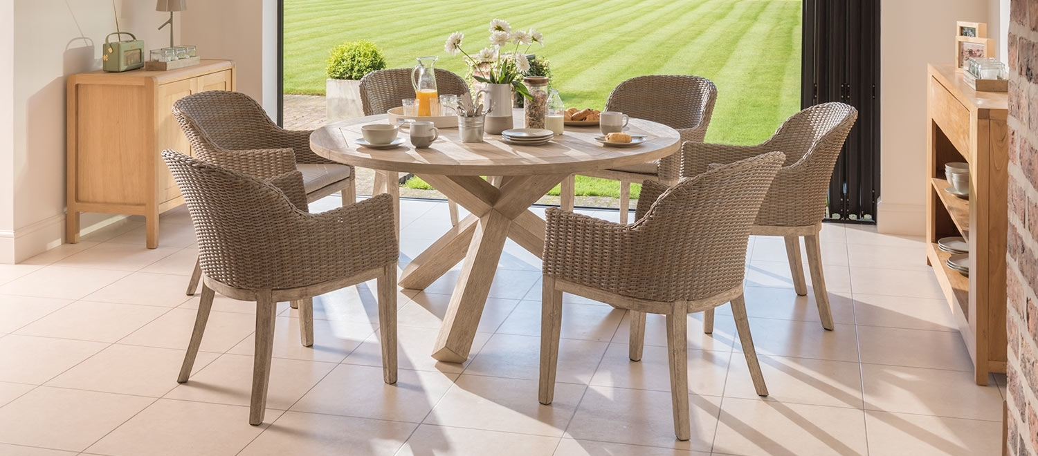 Cora Dining – Kettler Official Site For 2018 Cora Dining Tables (Photo 1 of 20)