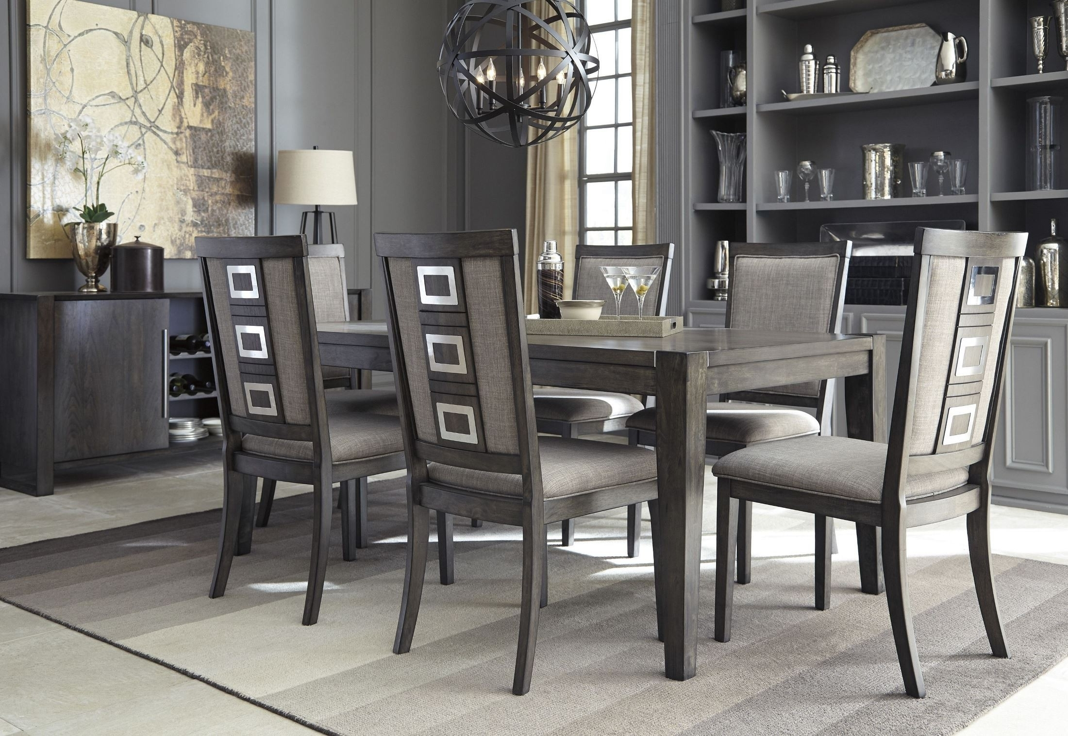Coralayne Dining Room Set Fresh Cheap Dining Room Table Sets Regarding Most Recent Cora 7 Piece Dining Sets (Image 10 of 20)