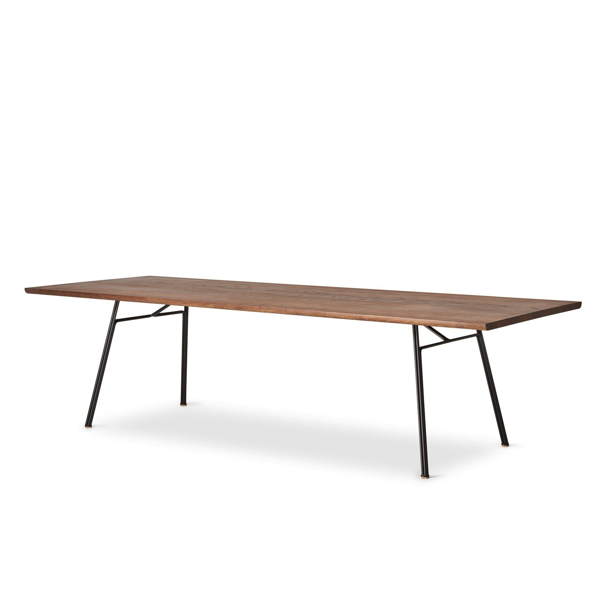 Corduroy Table Rectangular W90 Cmdk3 | Haus, Solid Wood And Woods In Latest Lassen Extension Rectangle Dining Tables (Image 1 of 20)