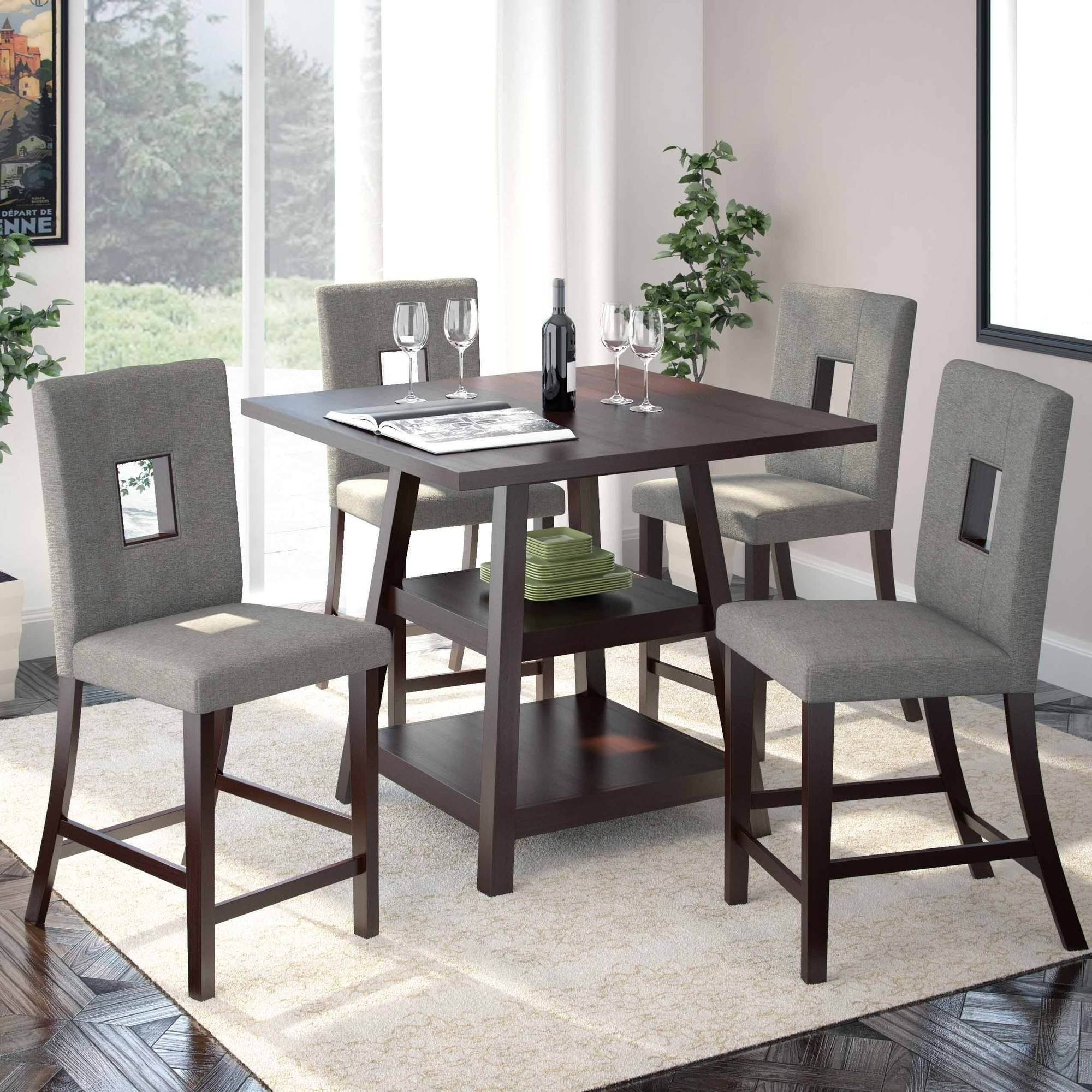 Featured Image of Market 5 Piece Counter Sets