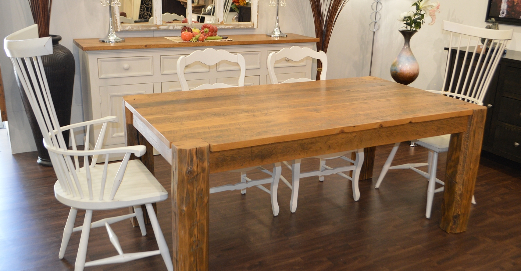 Cottage Country Connection – Peterborough County & The Kawartha Lakes Regarding Newest Bale Rustic Grey 6 Piece Dining Sets With Pearson Grey Side Chairs (Image 10 of 20)