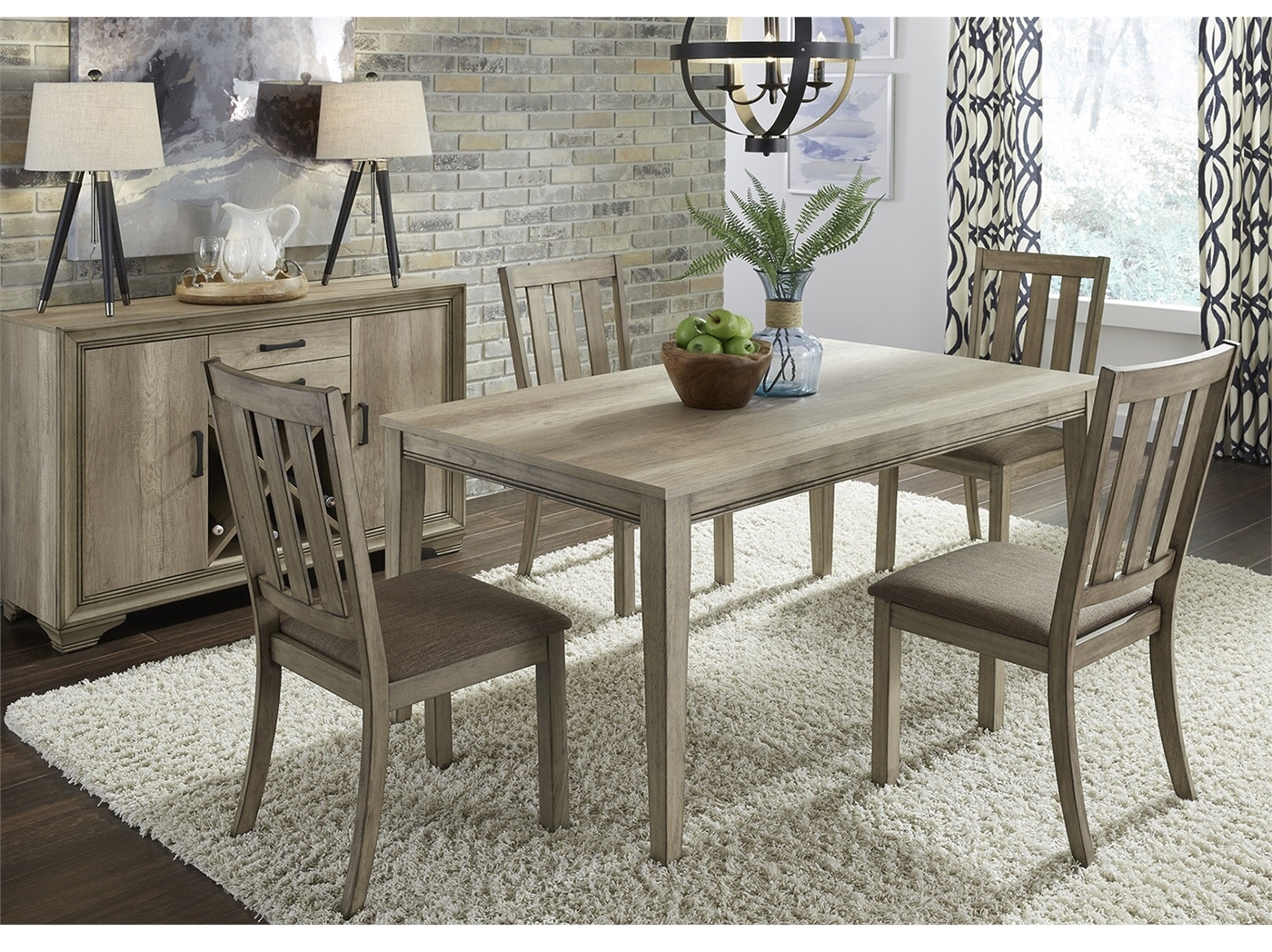 Dining – Dining Sets | Steinhafels Regarding Most Recent Laurent 5 Piece Round Dining Sets With Wood Chairs (Image 7 of 20)