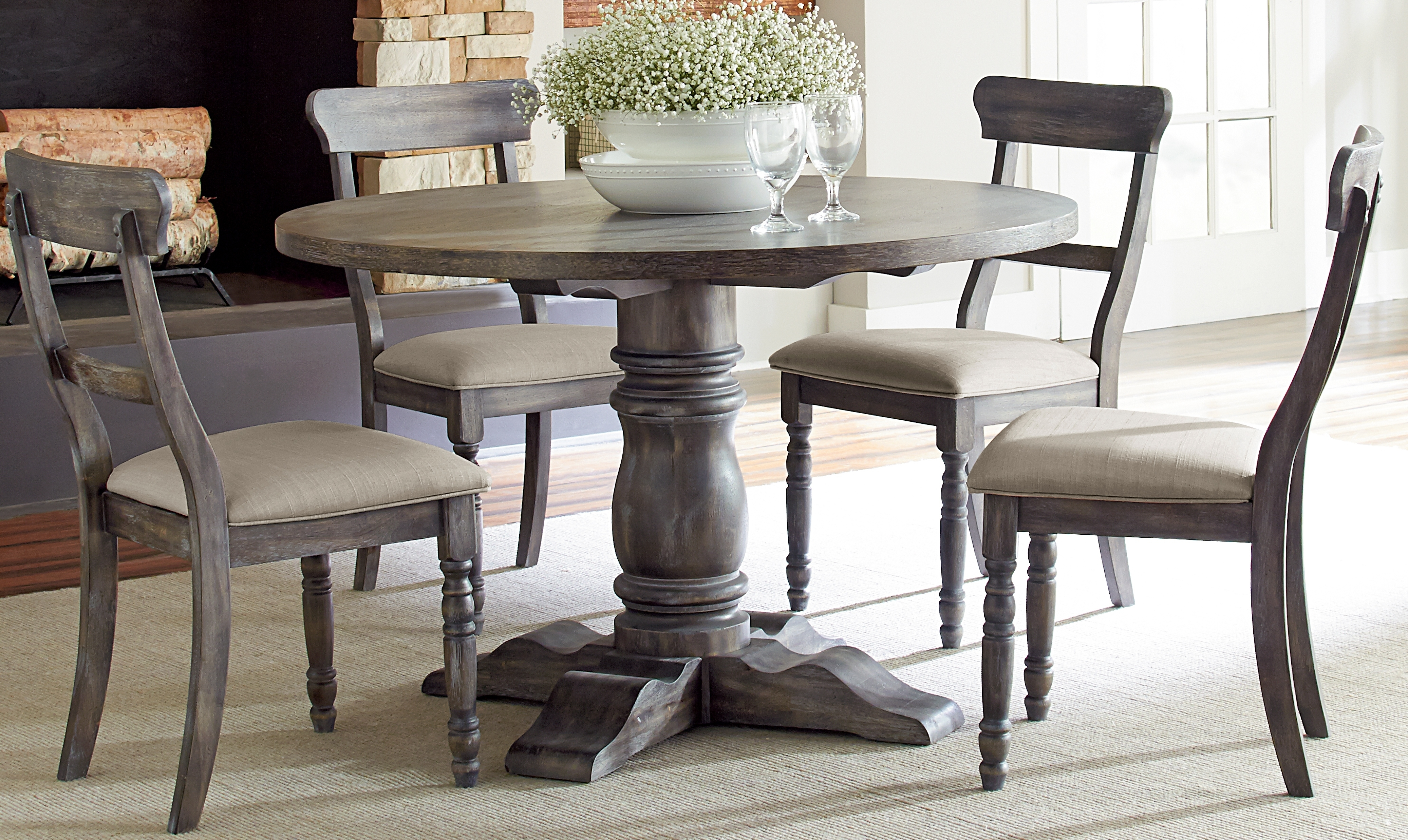 Dining Room Furniture | Furniture Store, Augusta, Savannah, Charleston Inside Most Up To Date Market 6 Piece Dining Sets With Side Chairs (Photo 8 of 20)