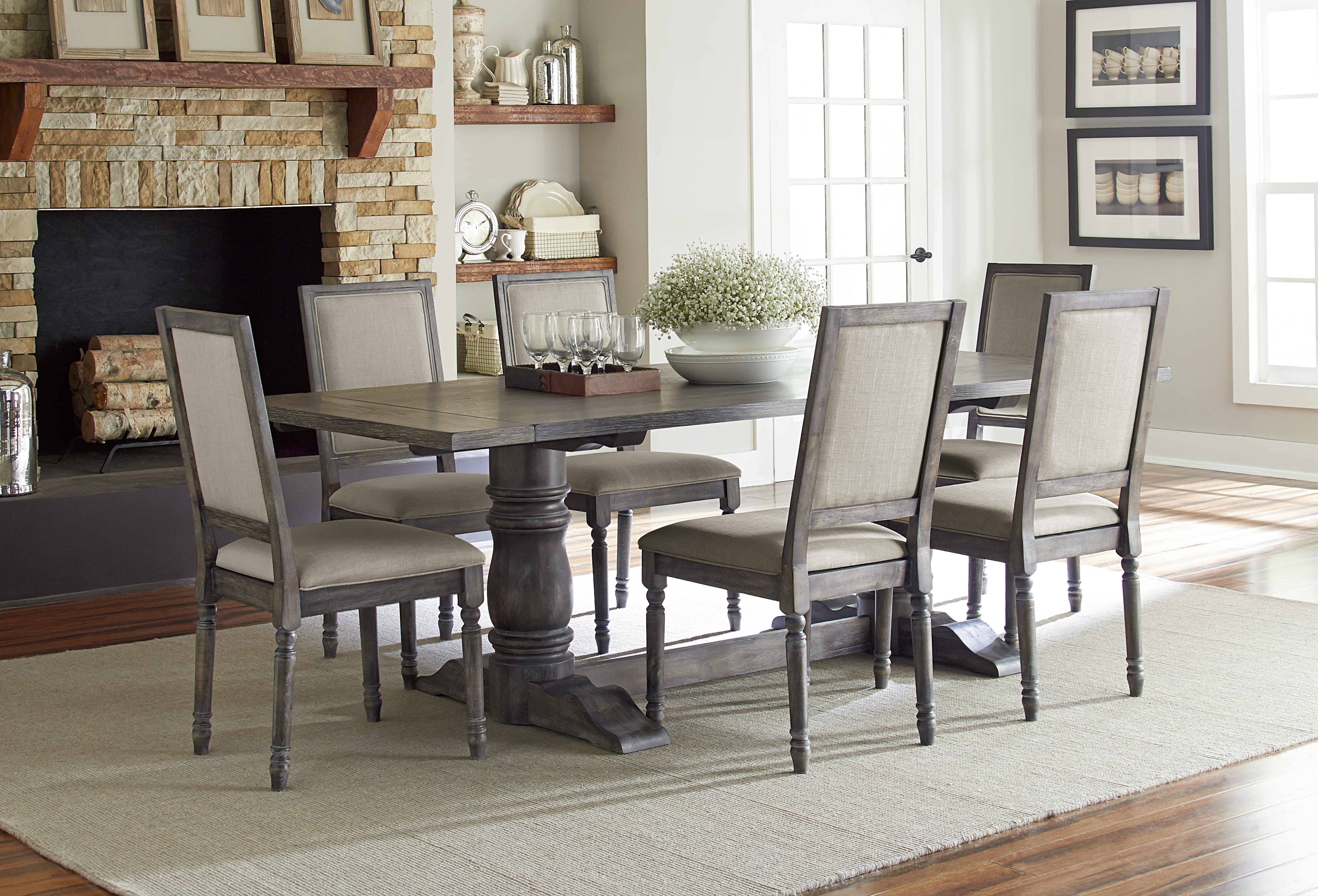 Dining Room Furniture | Furniture Store, Augusta, Savannah, Charleston Intended For Newest Market 7 Piece Dining Sets With Side Chairs (Photo 12 of 20)