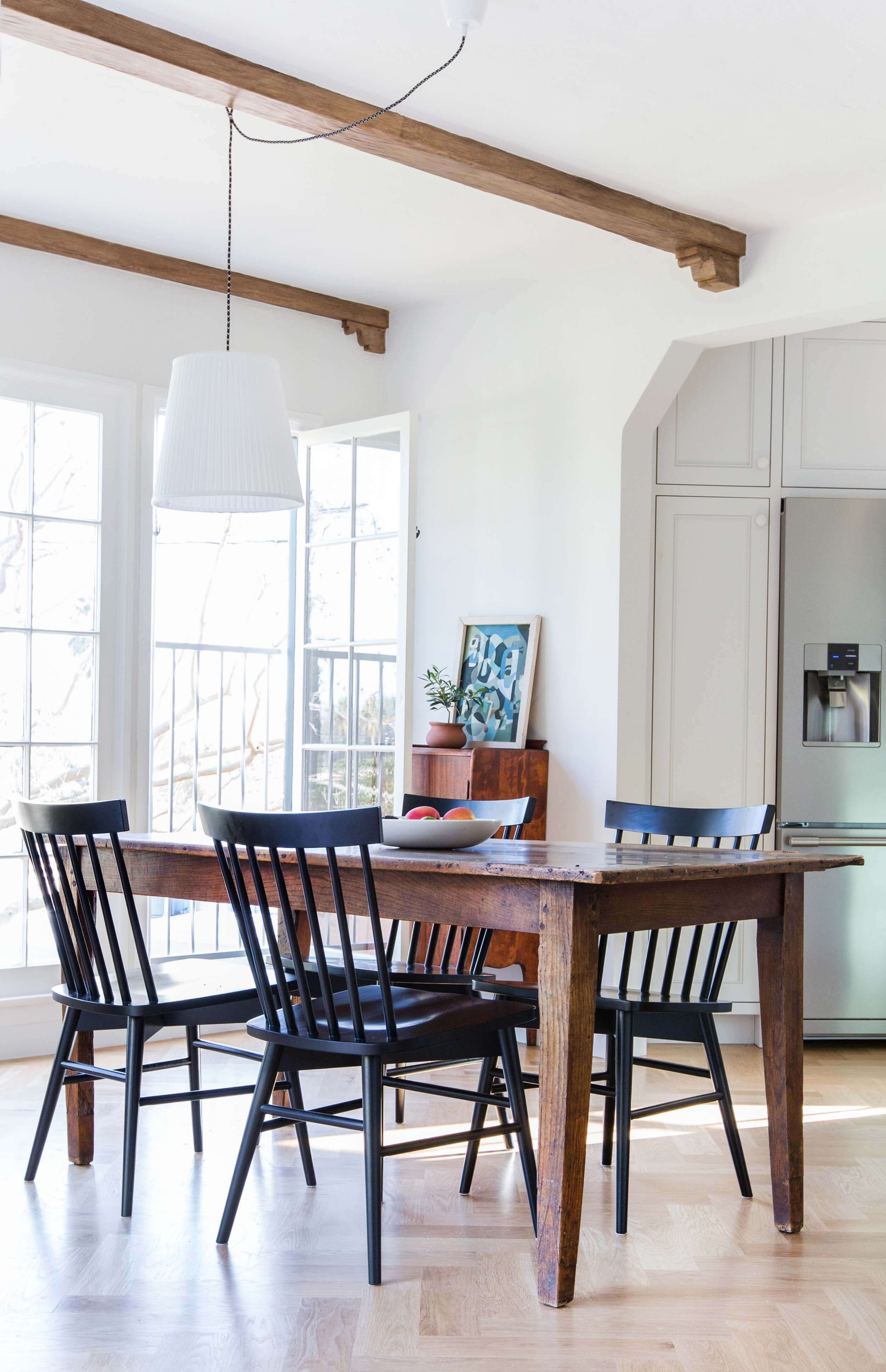 Dining Room Update With A Lot Of Questions – Emily Henderson For 2017 Market 7 Piece Dining Sets With Host And Side Chairs (View 17 of 20)
