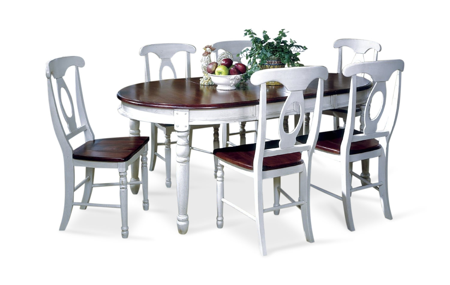 Dining Sets – Kitchen & Dining Room Sets – Hom Furniture Within Recent Chapleau Ii 7 Piece Extension Dining Tables With Side Chairs (Image 11 of 20)