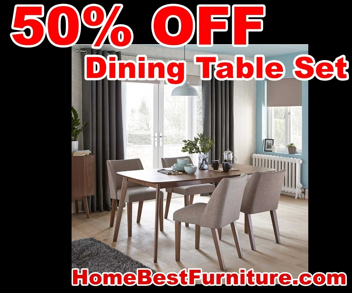 Dining Table And 6 Chairs | Home Best Furniture In Most Popular Market 6 Piece Dining Sets With Host And Side Chairs (Photo 9 of 20)