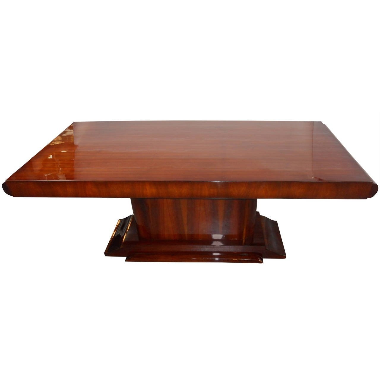 Dining Tableleon Jallot, Circa 1920S For Sale At 1Stdibs In Most Current Leon Dining Tables (Image 4 of 20)