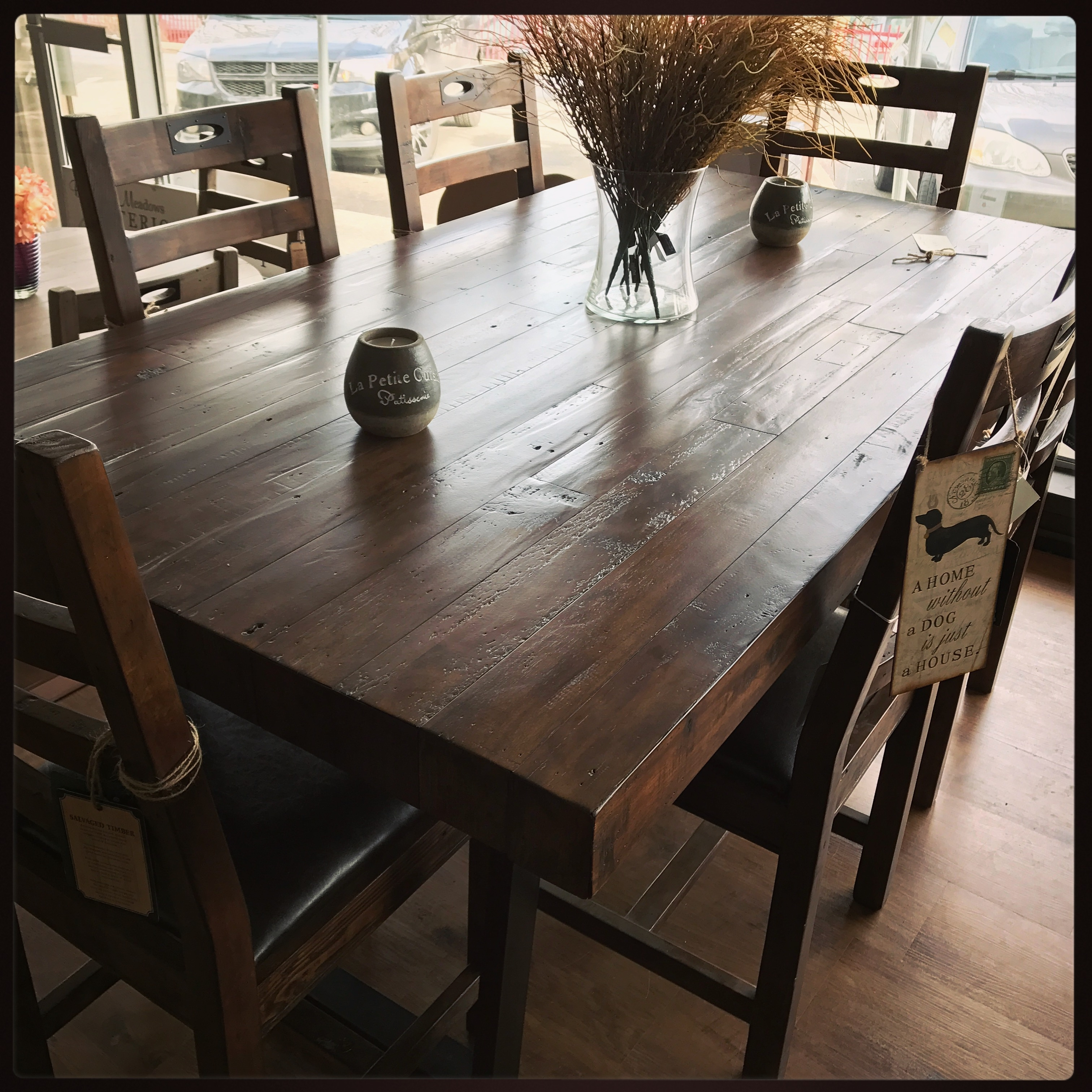 Dining Tables • Blueberry Meadows Interiors Pertaining To Most Popular Market Dining Tables (Image 6 of 20)