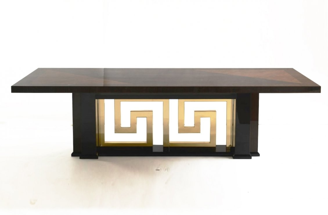 Dining Tables | Versace Home Australia Intended For Most Popular Palazzo Rectangle Dining Tables (View 14 of 20)