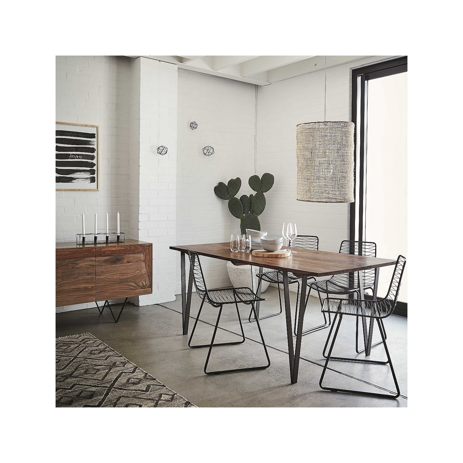 Dining Tables – Wyatt Dining Table 175X90Cm Intended For Most Up To Date Wyatt Dining Tables (View 3 of 20)