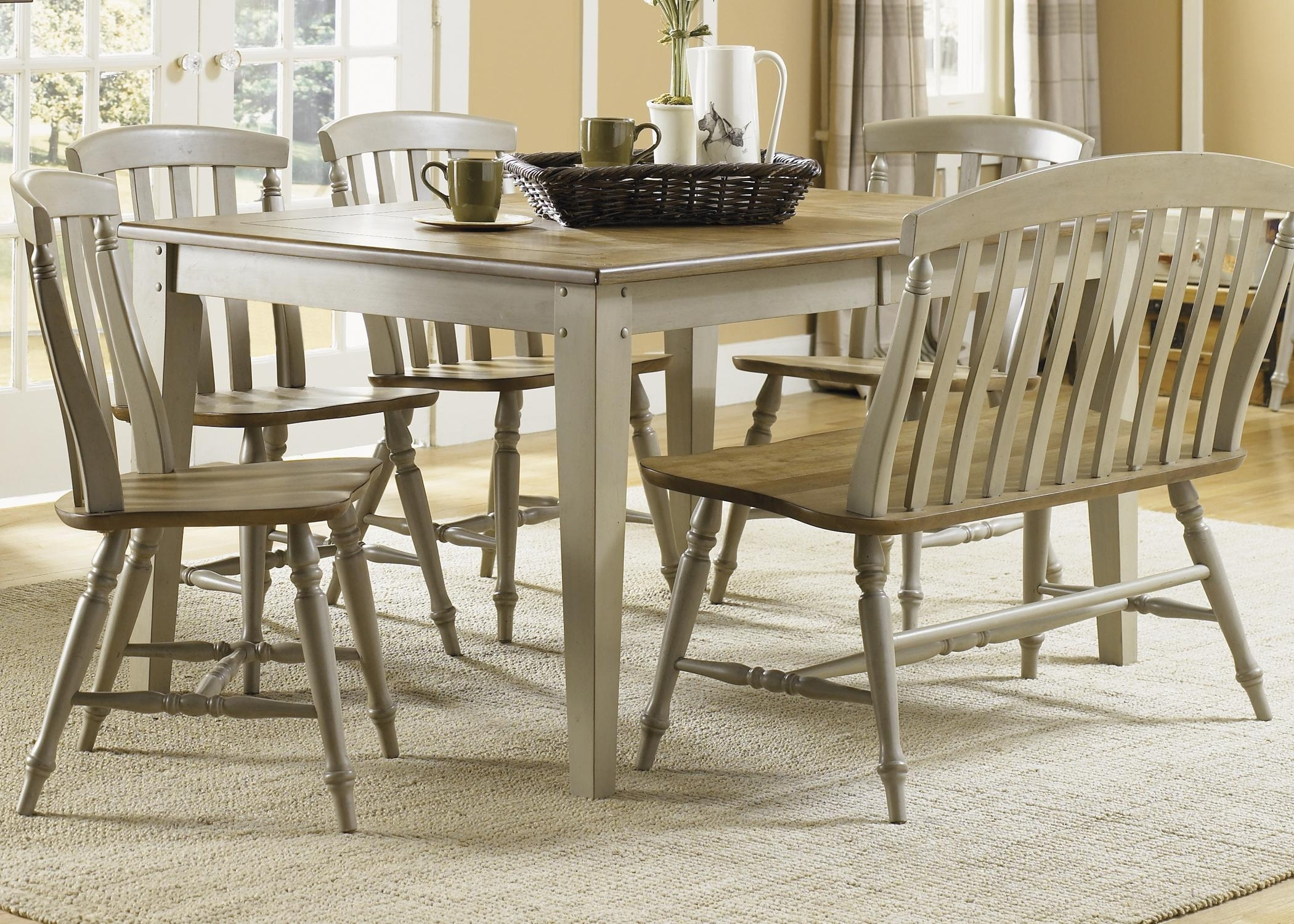 Dinning Room. 6 Piece Dining Room Sets – Home Design 2019 Intended For Best And Newest Patterson 6 Piece Dining Sets (Photo 12 of 20)
