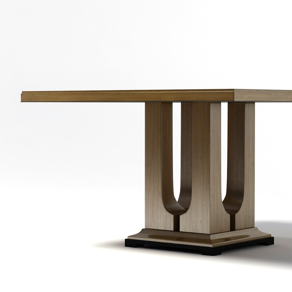 Donghia Laurent Dining Table | Furniture | Pinterest | Tables In Recent Laurent Rectangle Dining Tables (Image 3 of 20)
