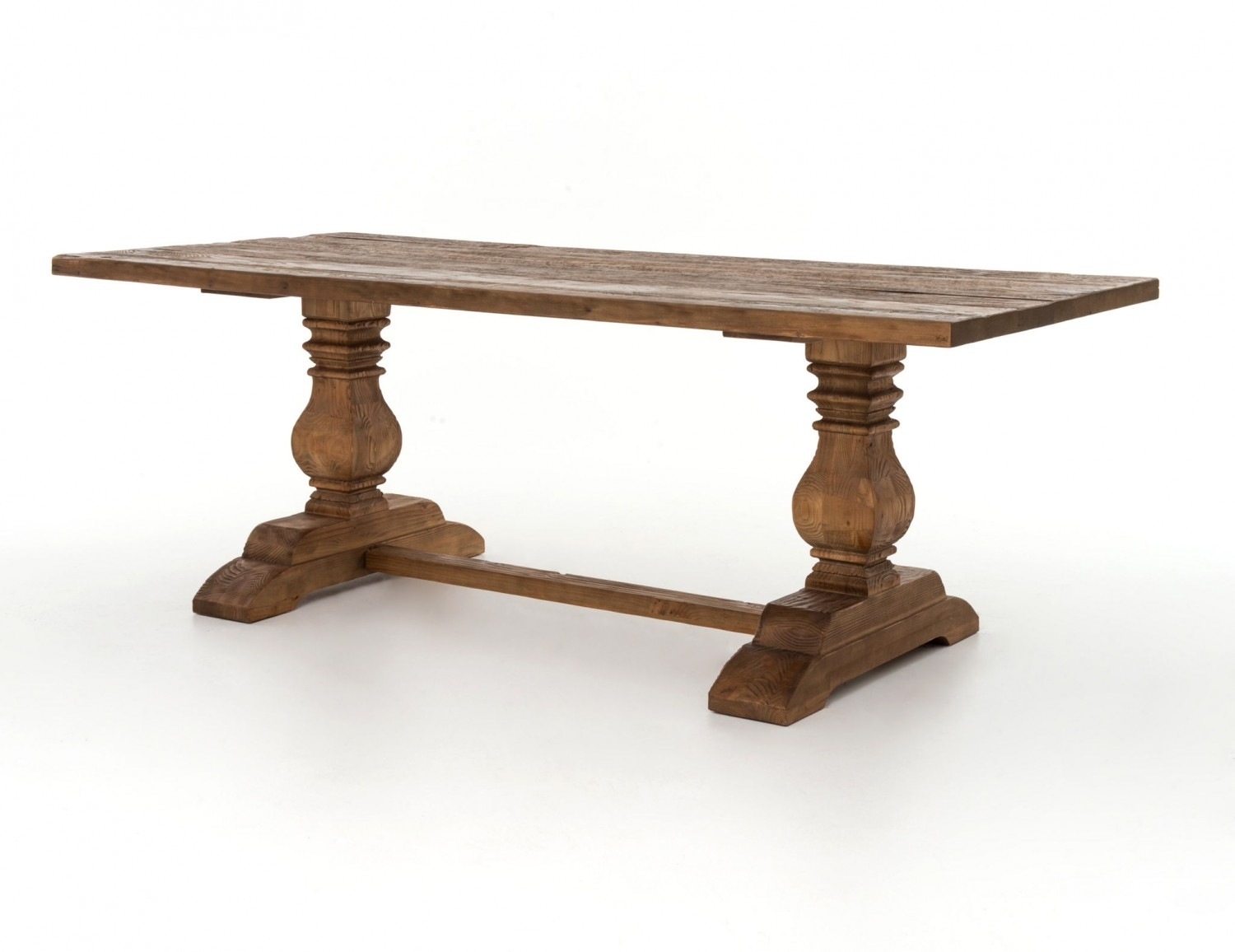 Durham Dining Table | Industrial Home Inside Current 87 Inch Dining Tables (View 13 of 20)