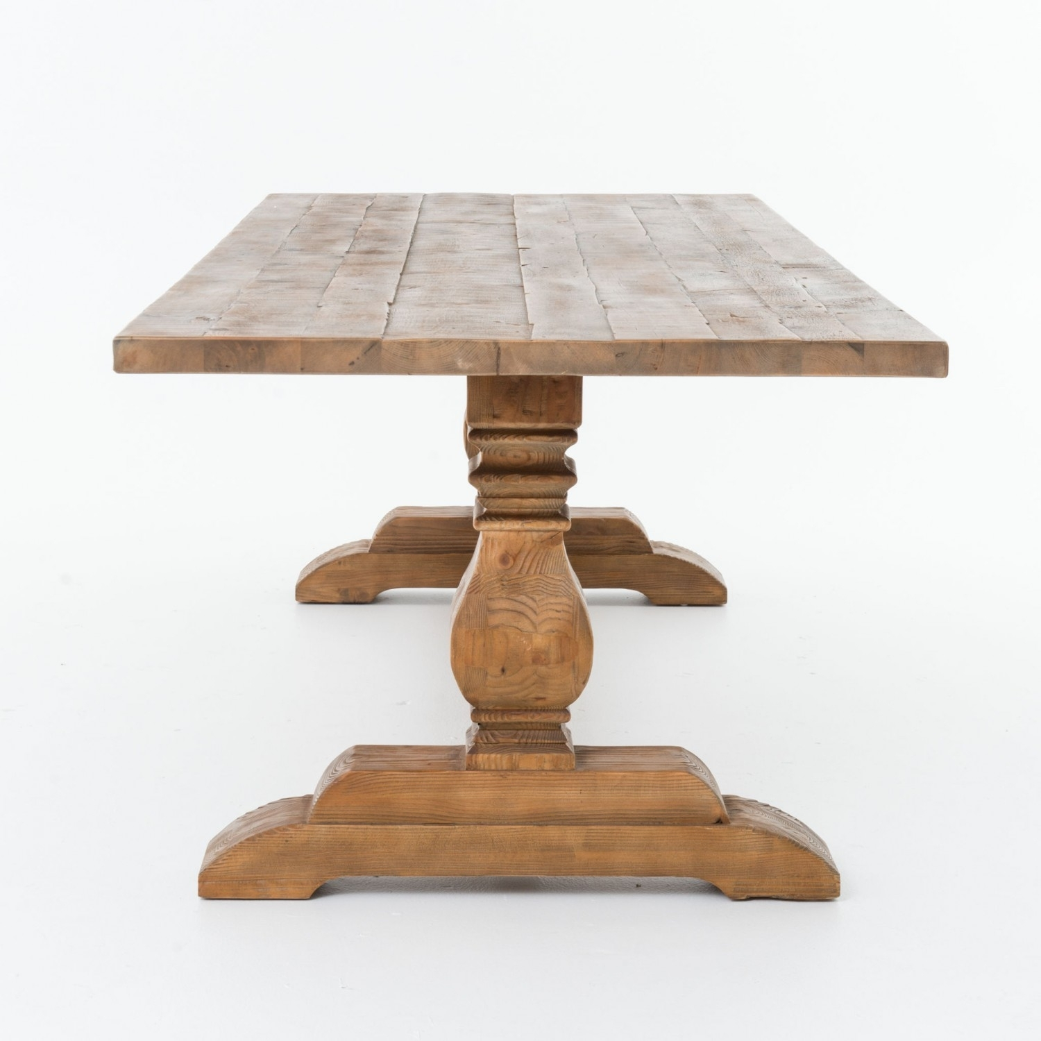 Durham Dining Table | Industrial Home Regarding Most Up To Date 87 Inch Dining Tables (View 18 of 20)