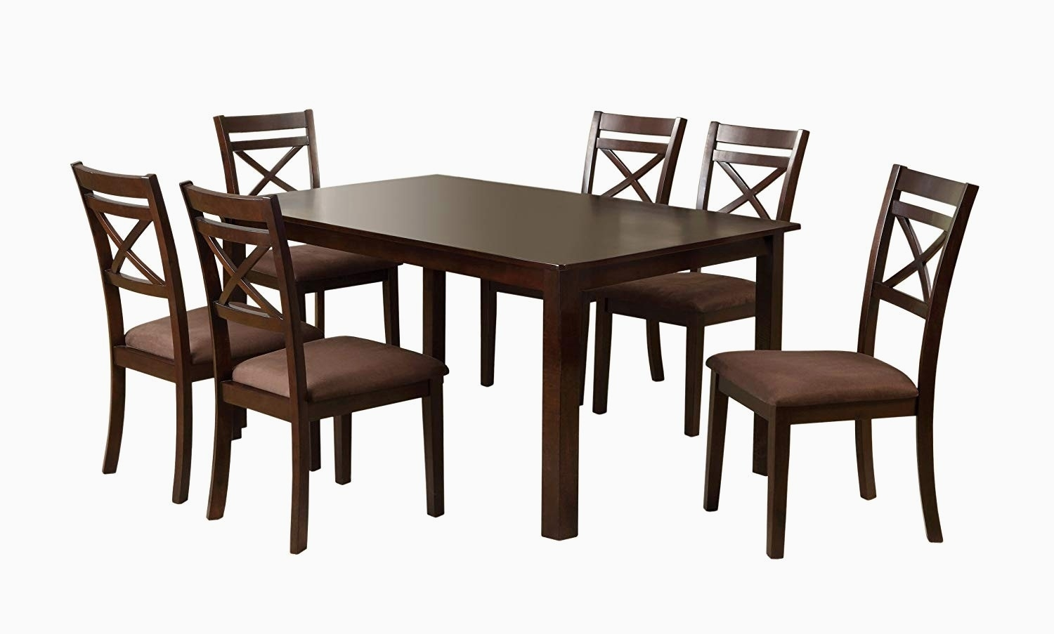 Encino Espresso Rectangular Dining Table – Dining Tables Ideas Inside Most Recently Released Lindy Espresso Rectangle Dining Tables (Image 3 of 20)