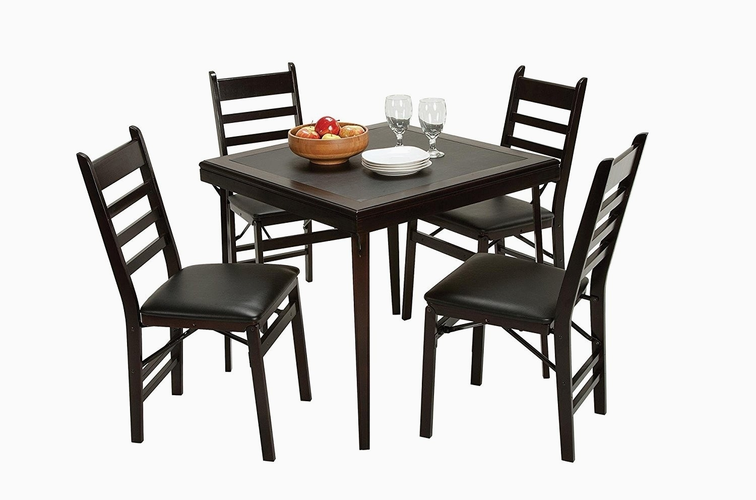 Encino Espresso Rectangular Dining Table – Dining Tables Ideas With 2018 Lindy Espresso Rectangle Dining Tables (Image 4 of 20)