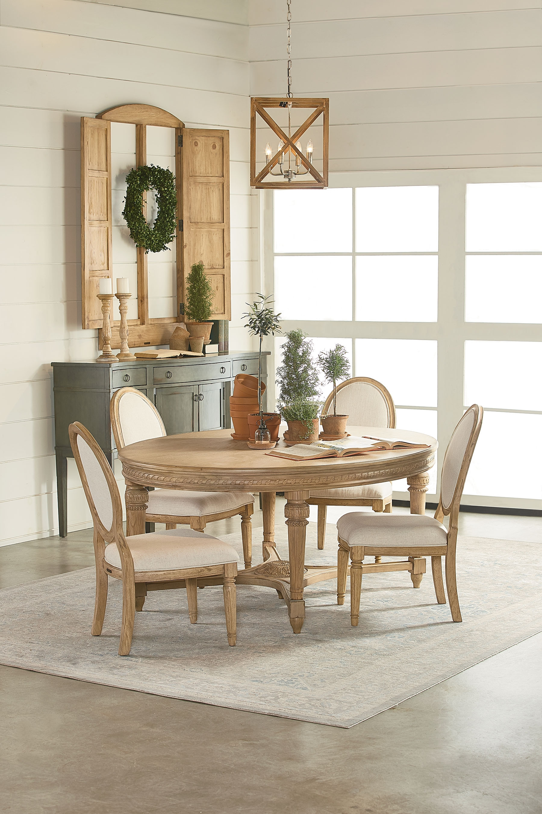 English Country Oval Dining Table – Magnolia Home In 2018 Magnolia Home English Country Oval Dining Tables (Image 8 of 20)