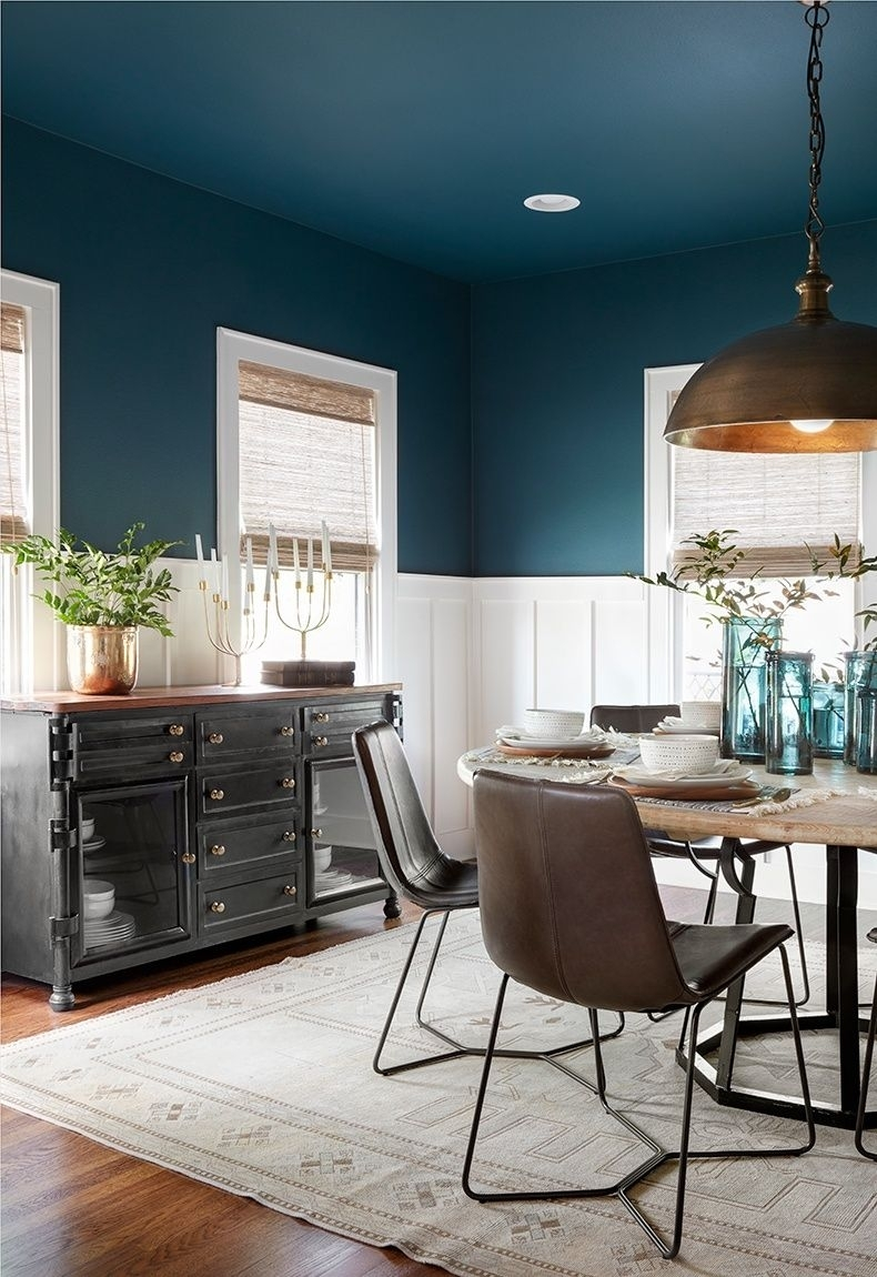 Episode 1 Of Season 5 | Home Decor | Pinterest | Fixer Upper, House With Newest Magnolia Home Array Dining Tables By Joanna Gaines (Image 6 of 20)
