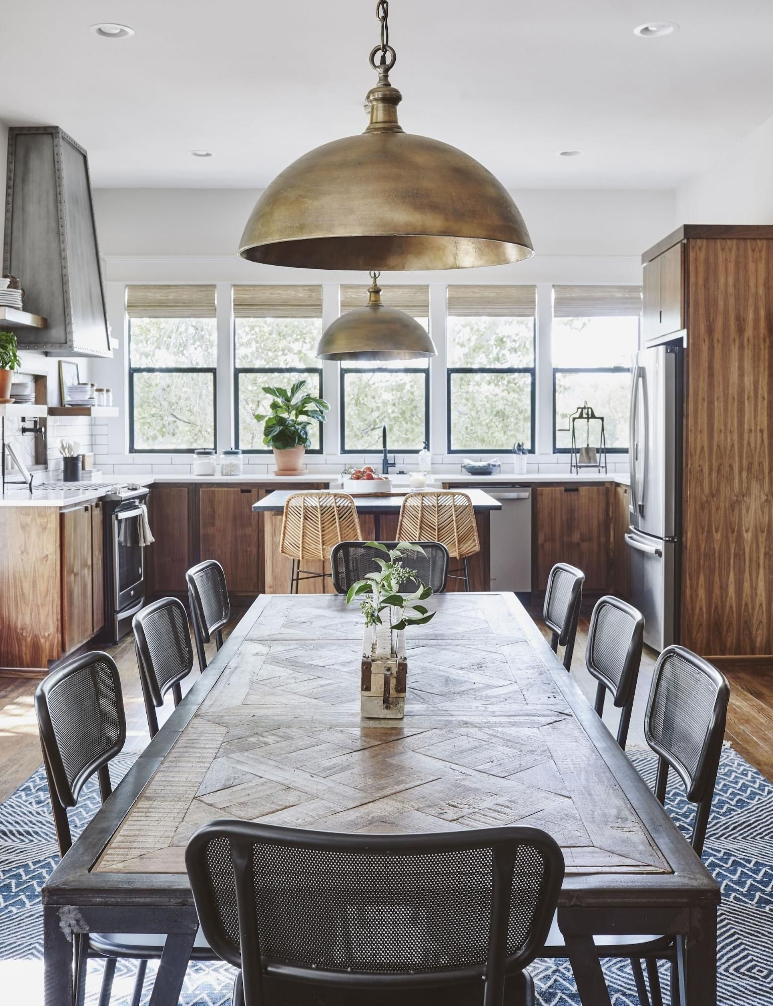 Episode 10: Season 5 | Fixer Upper | Pinterest | House, Fixer Upper With Regard To Most Recently Released Magnolia Home Array Dining Tables By Joanna Gaines (Image 7 of 20)