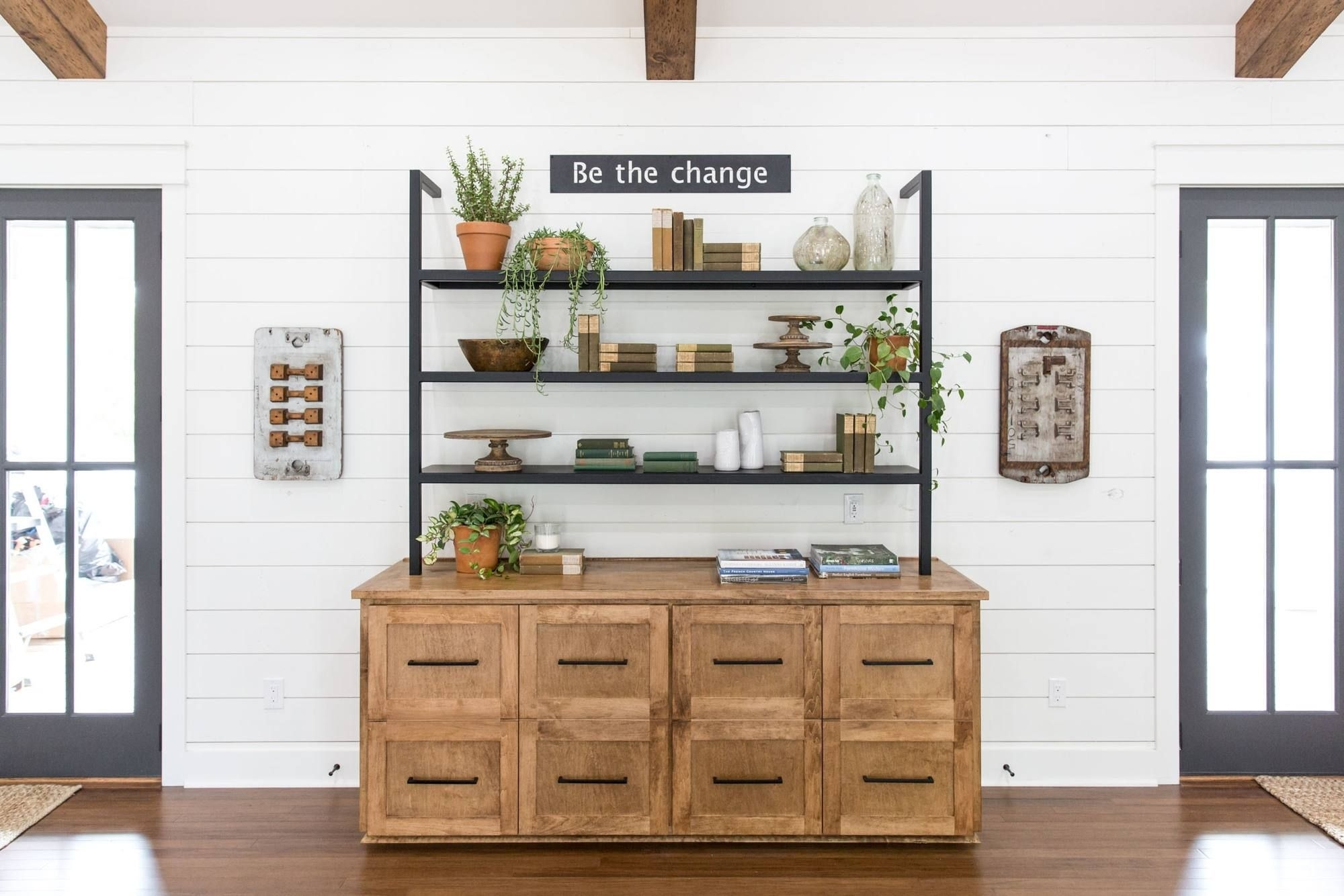 Episode 16 – The Little Shack On The Prairie | Fixer Upper Within Current Magnolia Home Prairie Dining Tables (Image 4 of 20)
