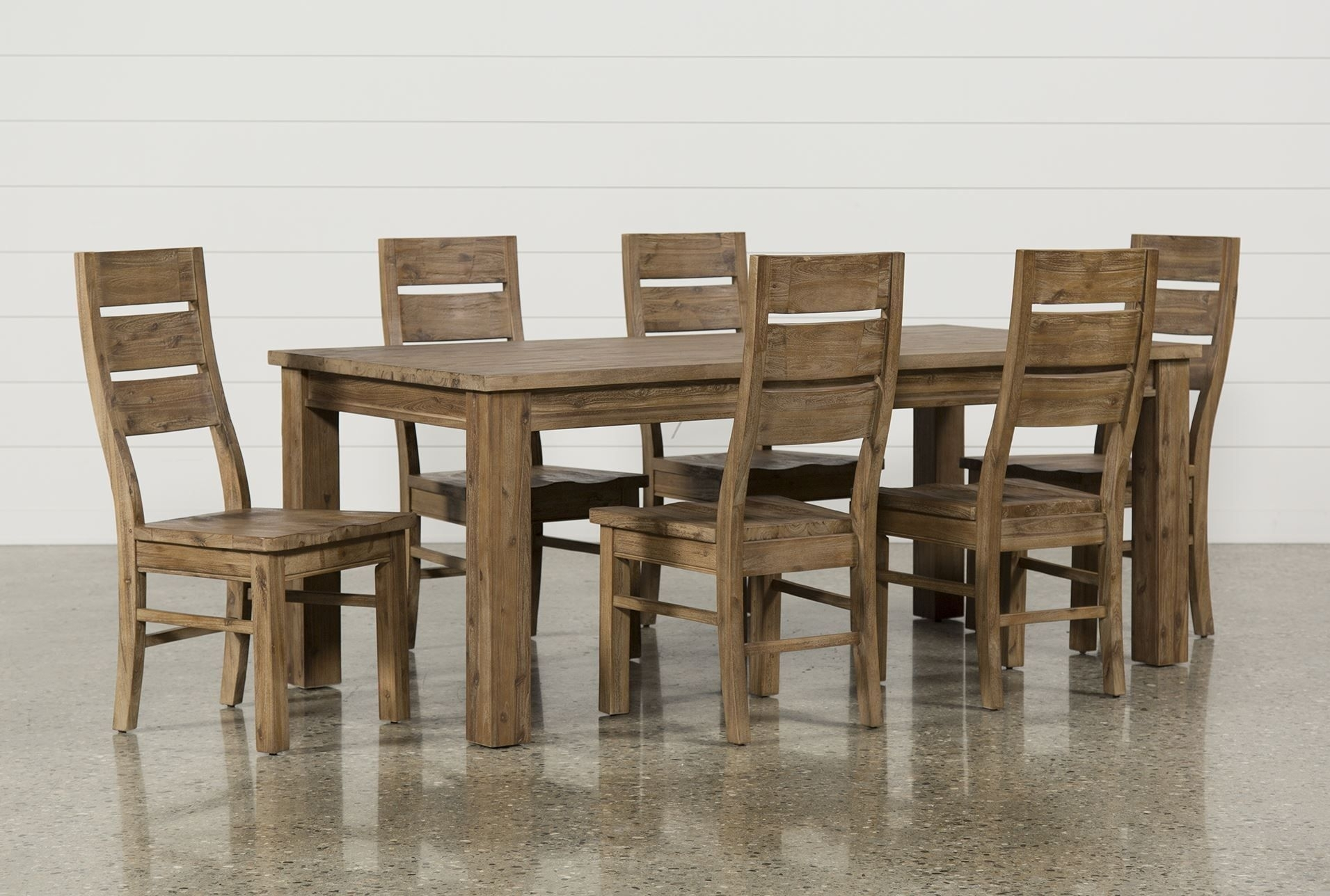 Erickson 7 Piece Dining Set, Brown | Dining, Kitchen Stuff And With Regard To Most Recent Amos 7 Piece Extension Dining Sets (View 3 of 20)