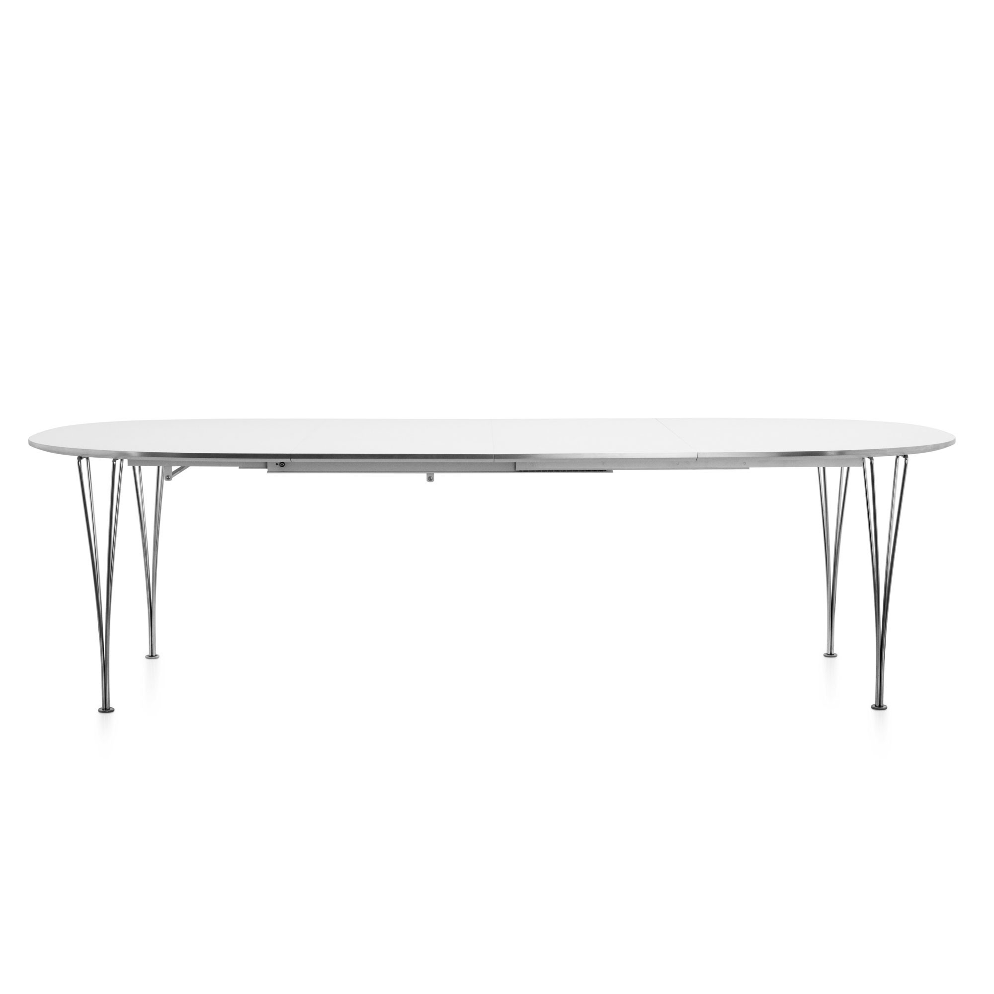 Extension Table B619, Fritz Hansen, Super Elliptical – Plus Store Within Most Popular Lassen Extension Rectangle Dining Tables (View 17 of 20)