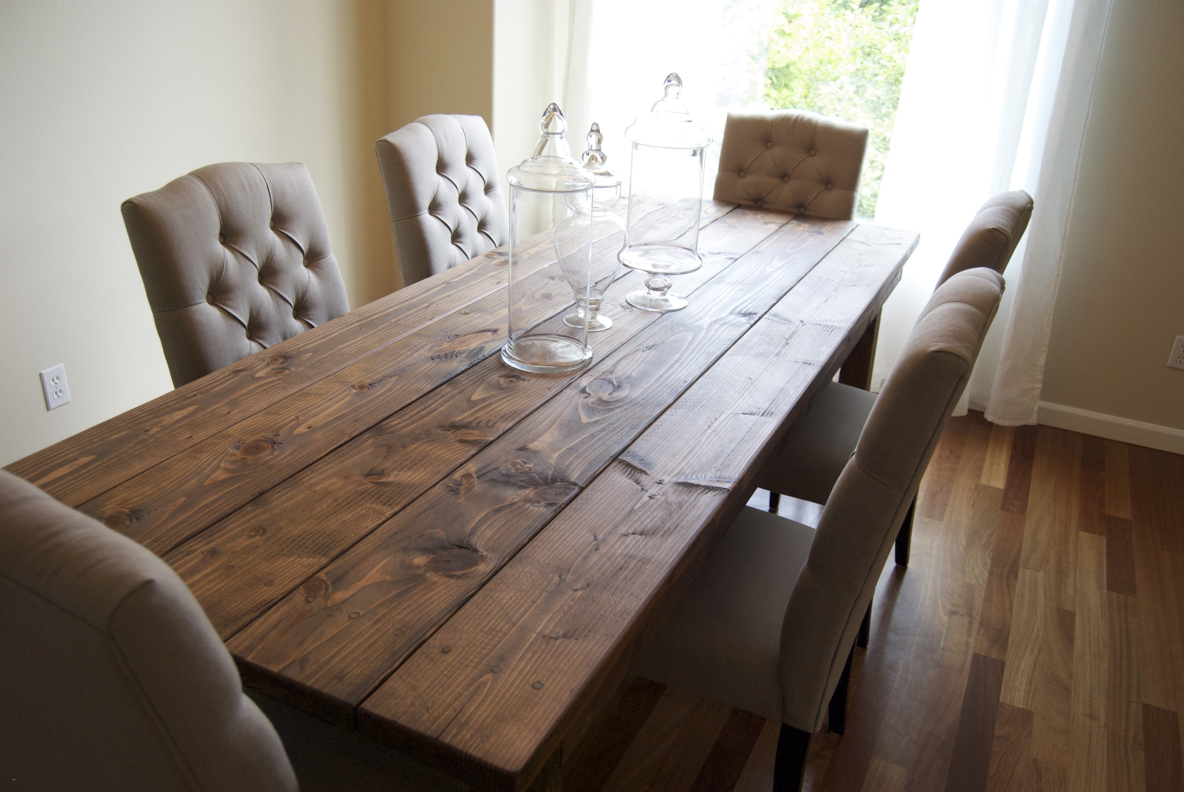 Farmhouse Trestle Dining Table Luxury Impressive Farm Dining Tables In Most Recently Released Farm Dining Tables (Image 10 of 20)