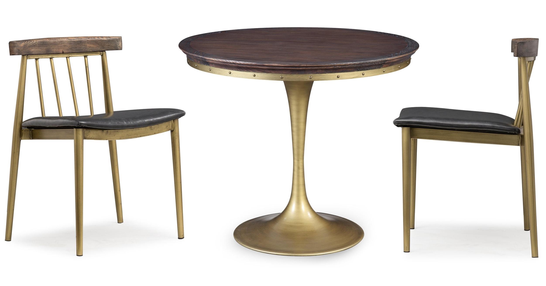 Gavin Dining Table – City Living Design City Living Design Regarding Recent Gavin Dining Tables (View 11 of 20)