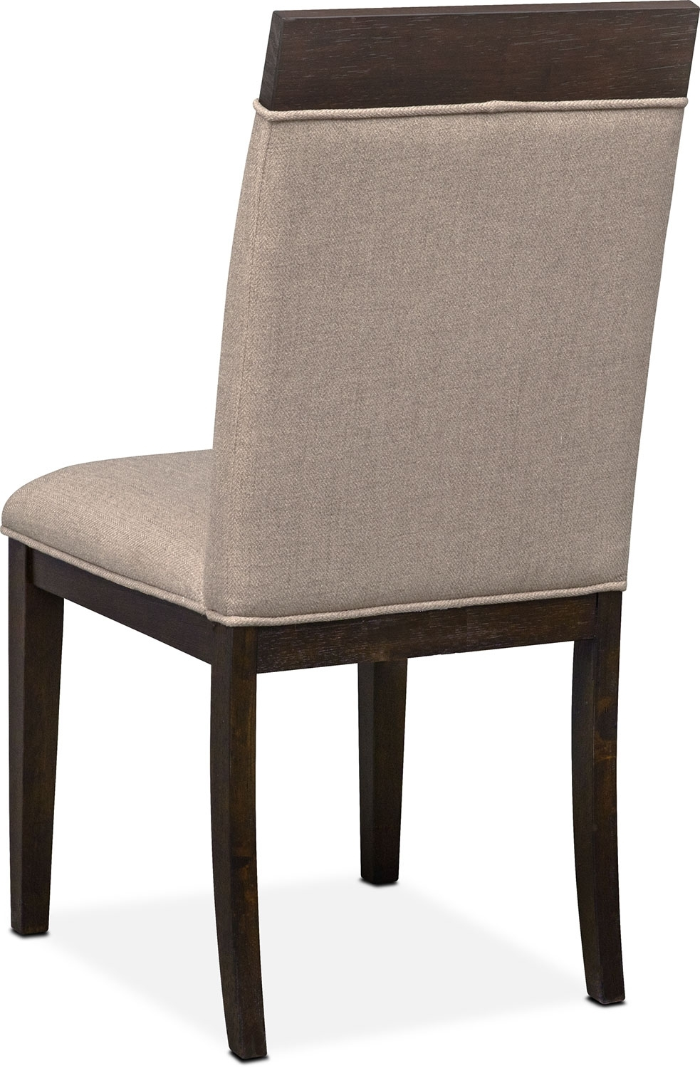 Gavin Side Chair – Brownstone | Value City Furniture And Mattresses Inside Recent Gavin 7 Piece Dining Sets With Clint Side Chairs (Image 7 of 20)
