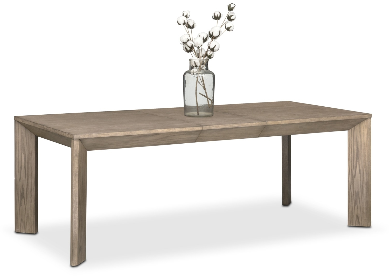 Gavin Table – Graystone | American Signature Furniture Within Most Popular Gavin Dining Tables (Photo 6 of 20)