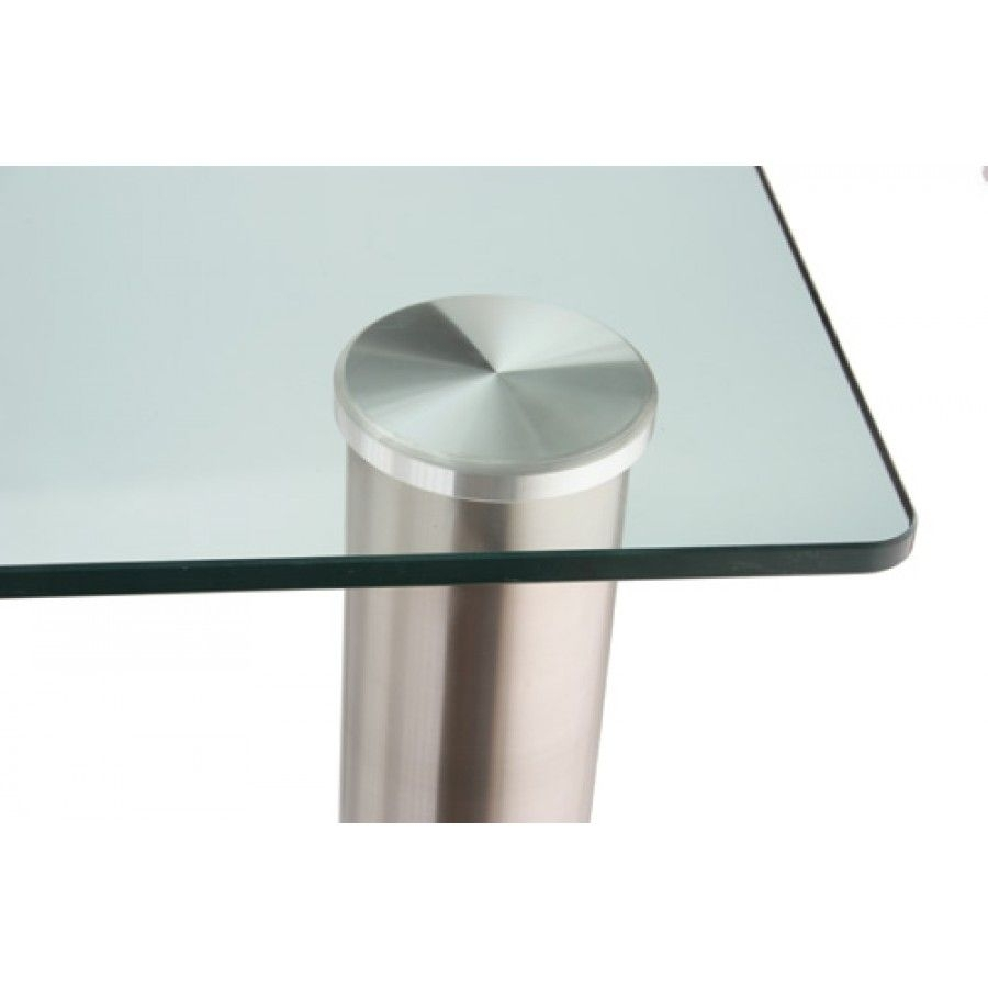 Glass Table Top Adapter | Doces Abobrinhas | Pinterest | Glass Table Inside Newest Ina Pewter 60 Inch Counter Tables With Frosted Glass (Photo 12 of 20)
